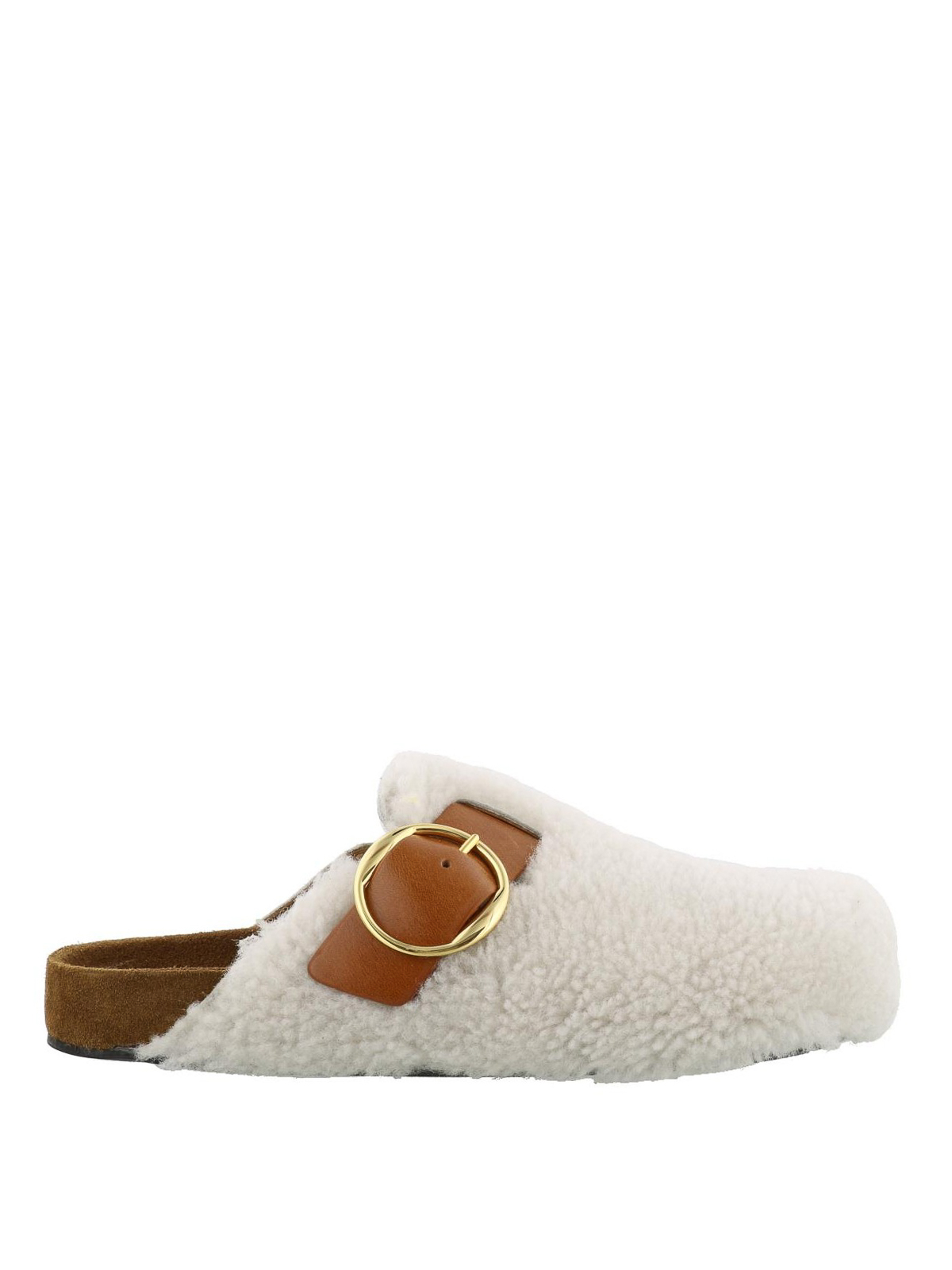 Sd024418a028s23nl Mules With Isabel Marant Shoes Fur Mirvin PkilTZwXuO