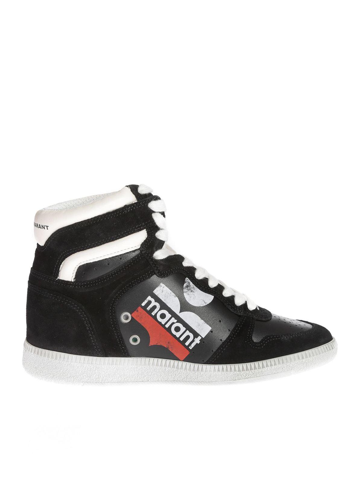 Isabel Marant - Bayten sneakers in