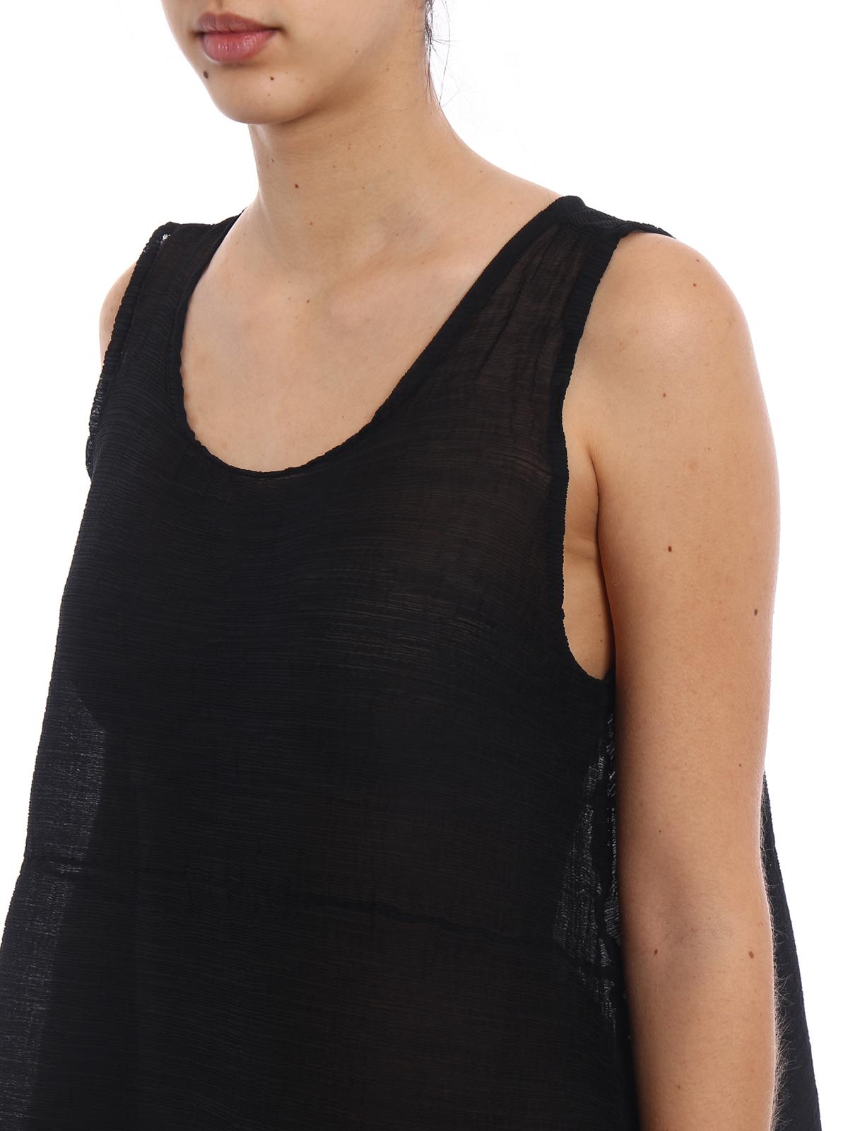 5b230fb170e9 ISSEY MIYAKE CAULIFLOWER buy online Abito a trapezio in leggera crepe. ISSEY  MIYAKE CAULIFLOWER  abiti corti ...