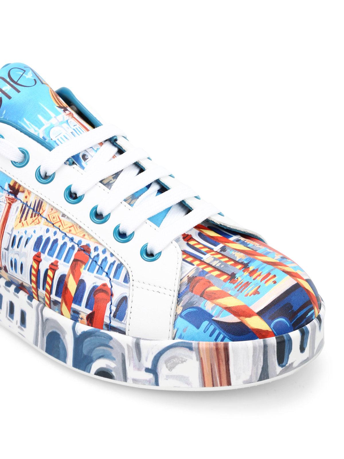 Dolce & Gabbana Italia Is Love Sportschuhe Sneaker