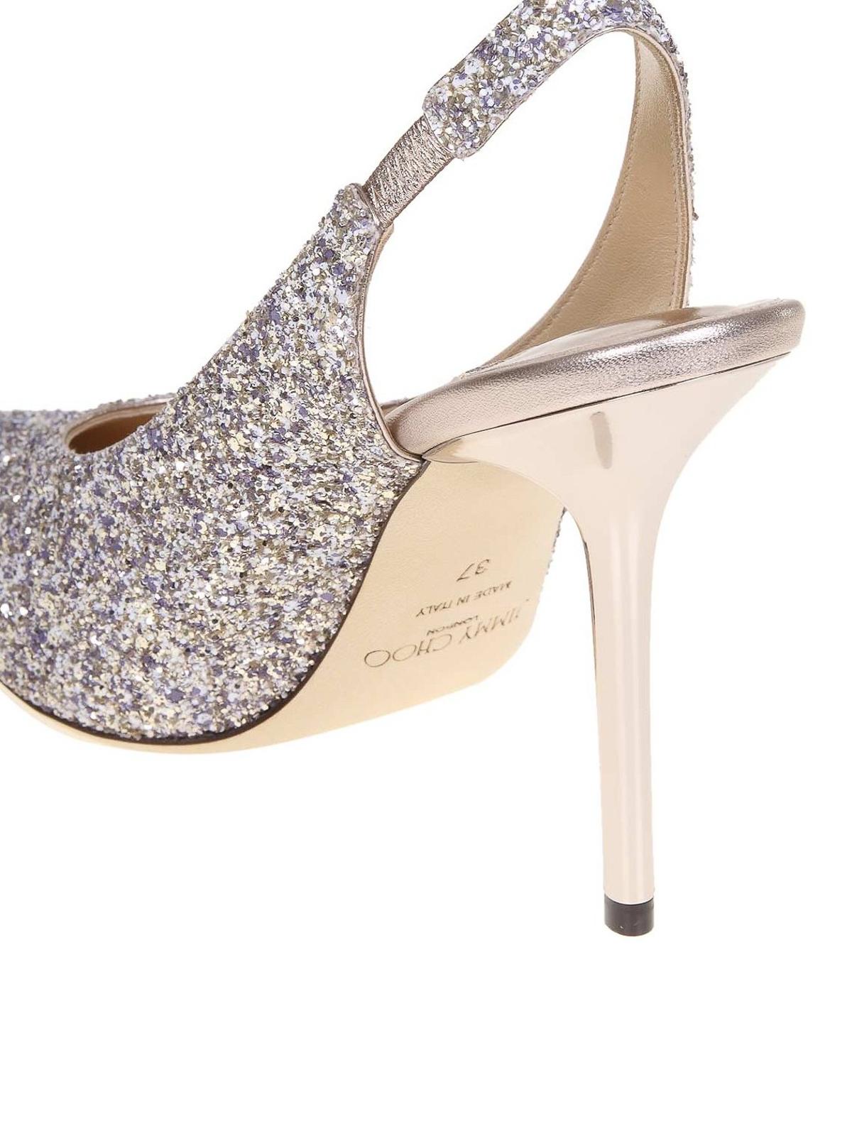 Ivy Escarpins Jimmy Talon Chaussures 100 À Choo TwHHCqxR