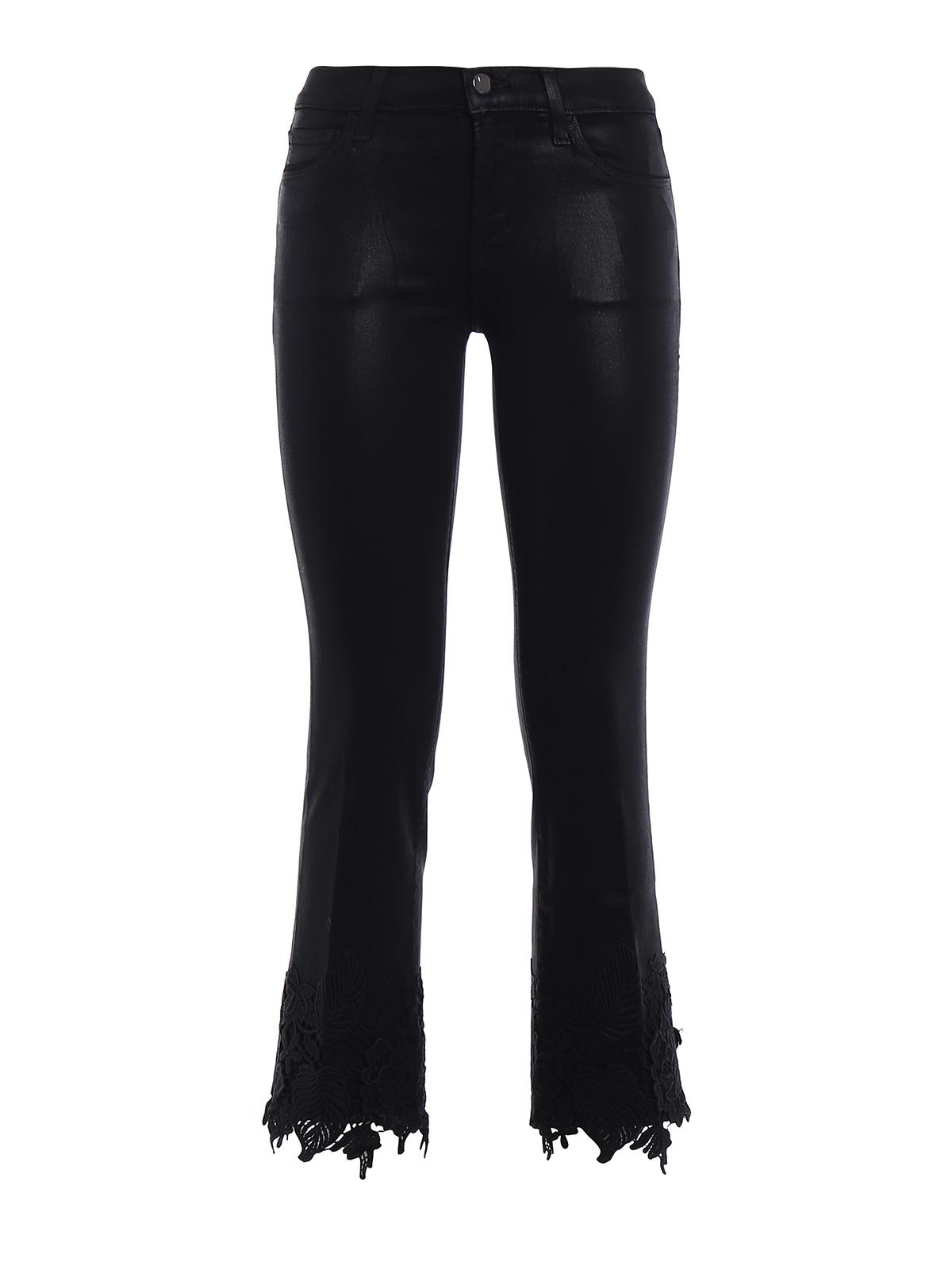 selena skinny bootcut crop jeans by j brand bootcut jeans ikrix. Black Bedroom Furniture Sets. Home Design Ideas
