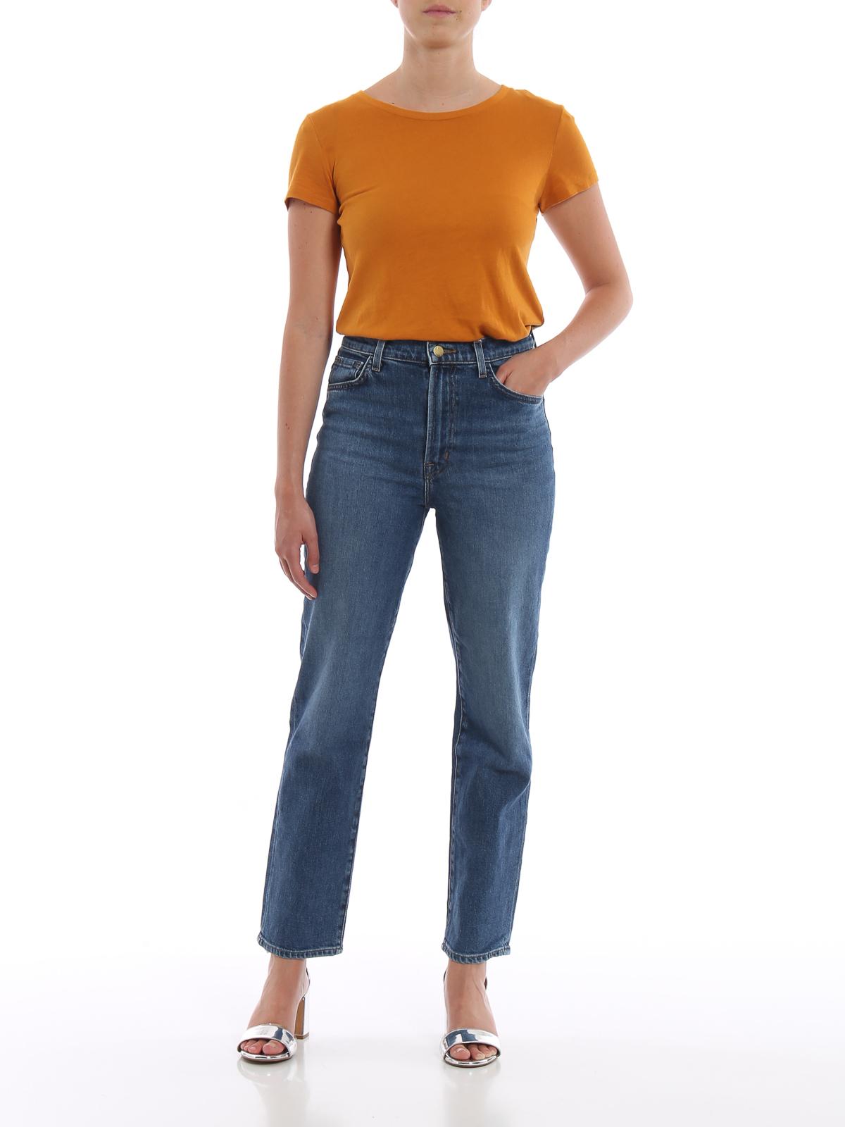 109ab69a4b J Brand - Jules jeans - straight leg jeans - JB002266METROPOLE ...