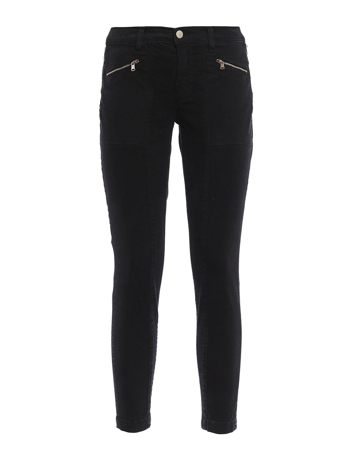 f60b0df368dd3 J Brand - Genesis skinny jeans - skinny jeans - 1328K120 DIRECT BLACK