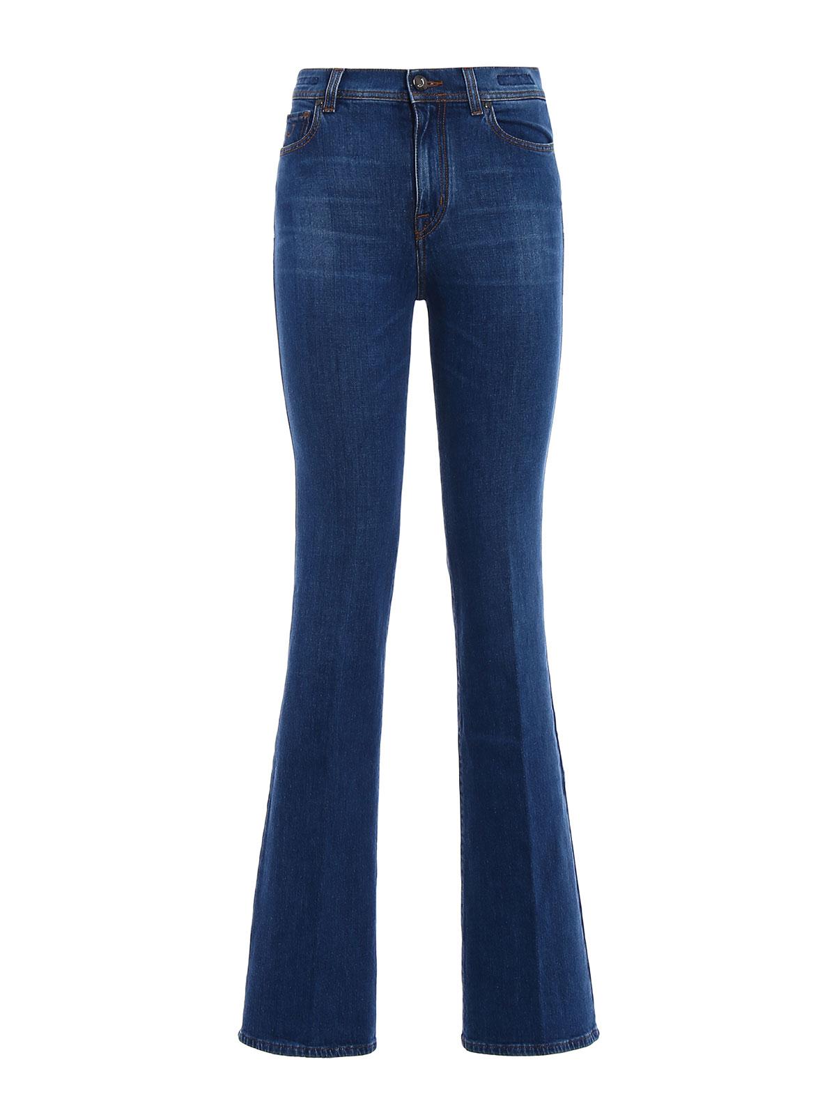 Linda jeans by jacob cohen bootcut jeans ikrix - Jacob cohen denim ...