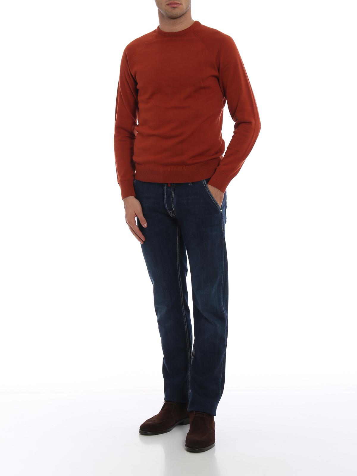 jacob cohen skinny jeans dunkles jeansblau skinny. Black Bedroom Furniture Sets. Home Design Ideas
