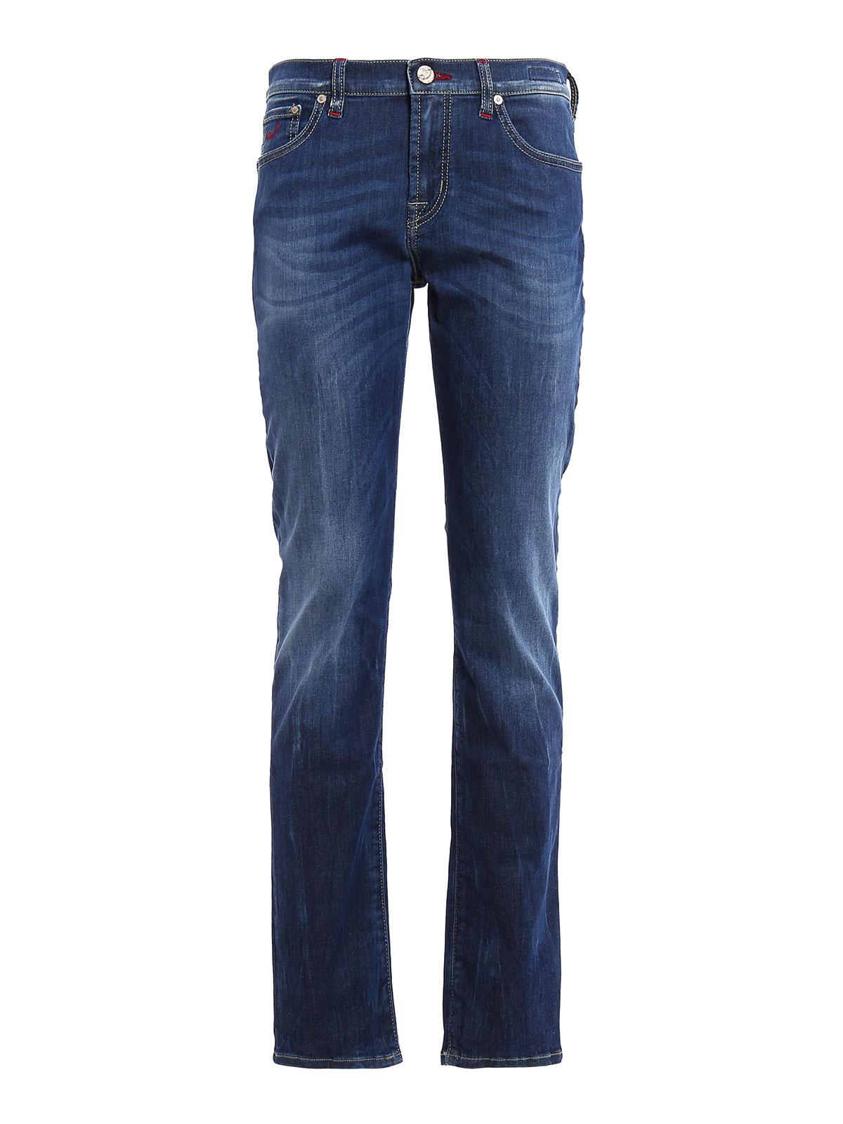 Kimberly jeans by jacob cohen skinny jeans ikrix - Jacob cohen denim ...
