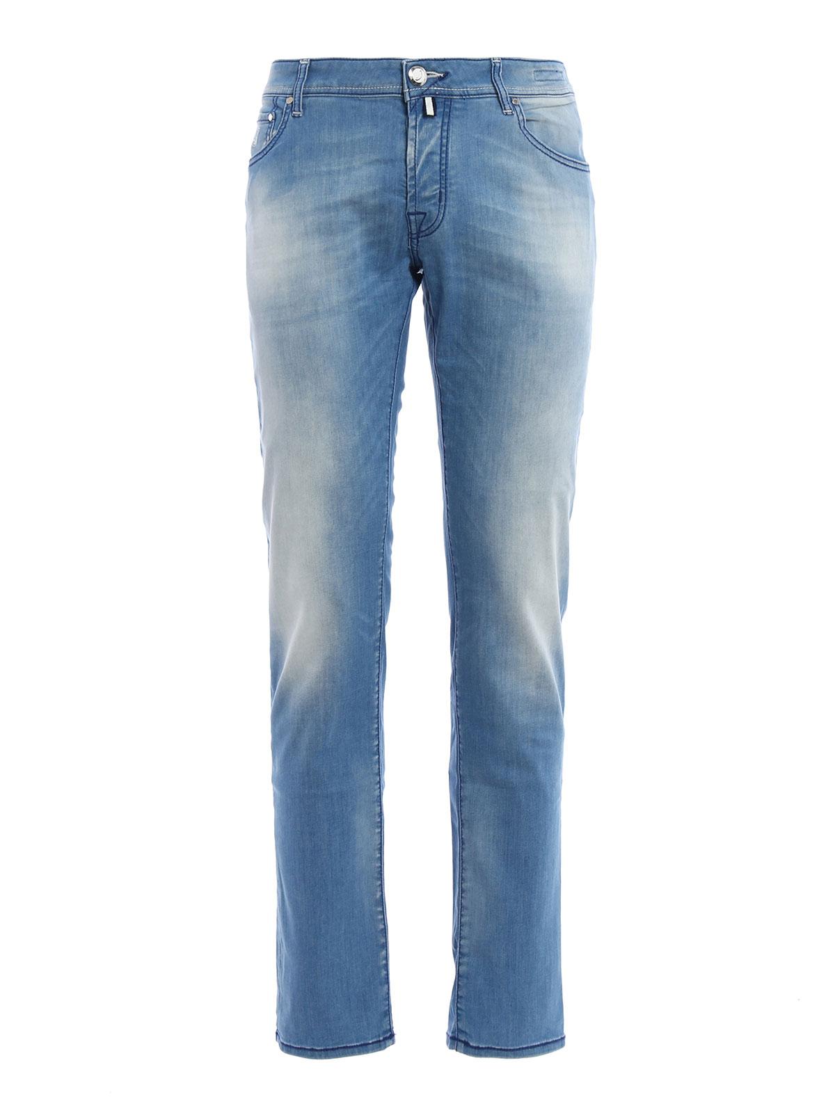 J622 comf denim jeans by jacob cohen straight leg jeans - Jacob cohen denim ...