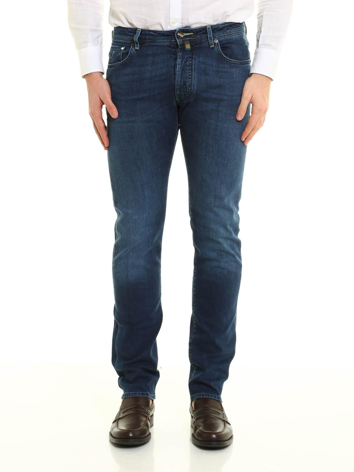 Scented handkerchief classic jeans by jacob cohen - Jacob cohen denim ...