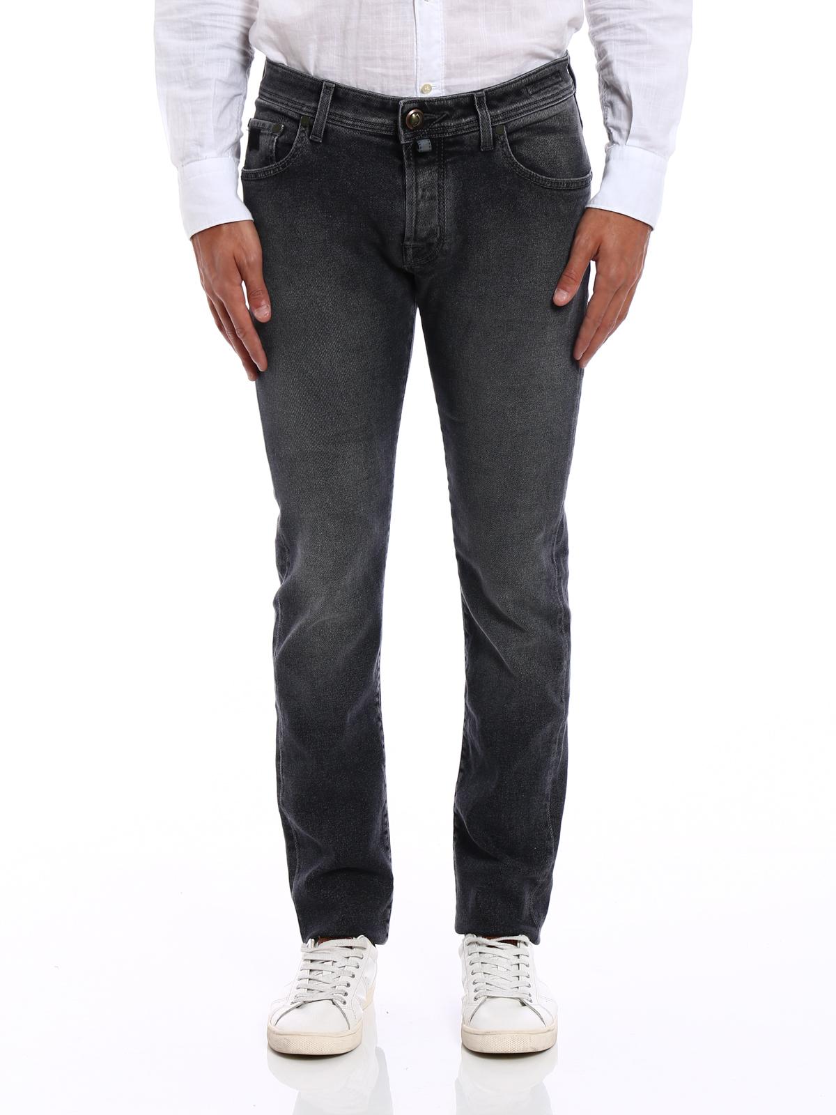 Style 622 coloured denim jeans by jacob cohen straight - Jacob cohen denim ...