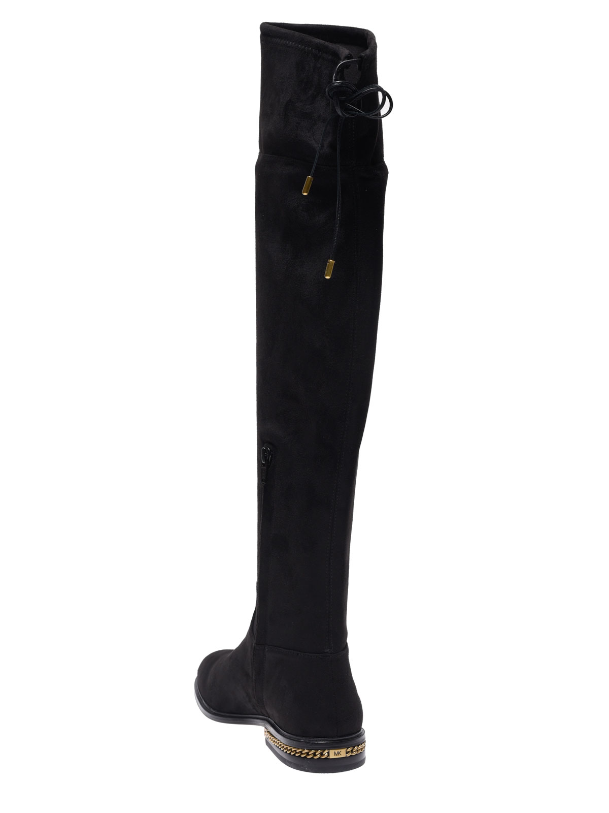 a8295122b65 Michael Kors - Jamie stretch suede boots - boots - 40F8JMFB5S 001