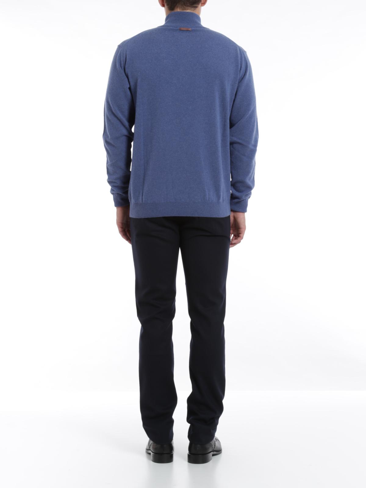 Jeans Style Trousers By Corneliani Casual IKRIX