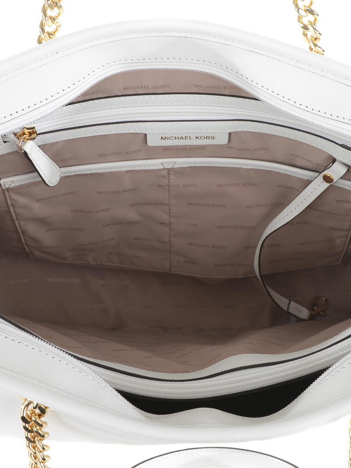 36a63abd48a4 Michael Kors - Jet Set Travel Chain medium tote - totes bags ...