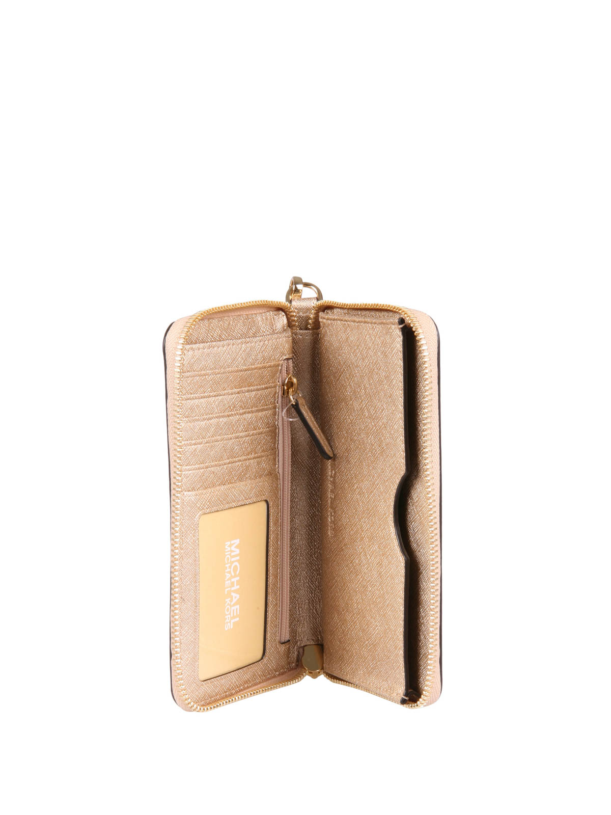Jet Set Travel Smartphone Wallet By Michael Kors Wallets Purses - Michael kors porte monnaie