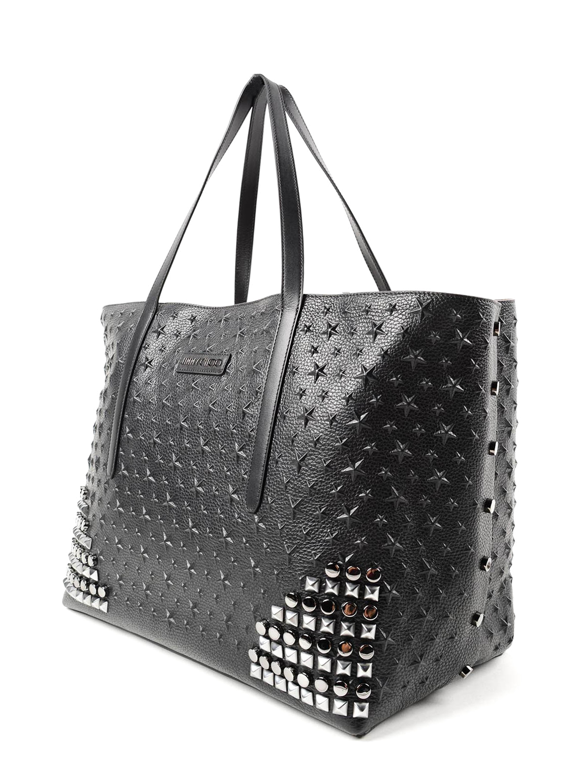 8e45343fac JIMMY CHOO  totes bags online - Pimlico Rock embossed stars tote