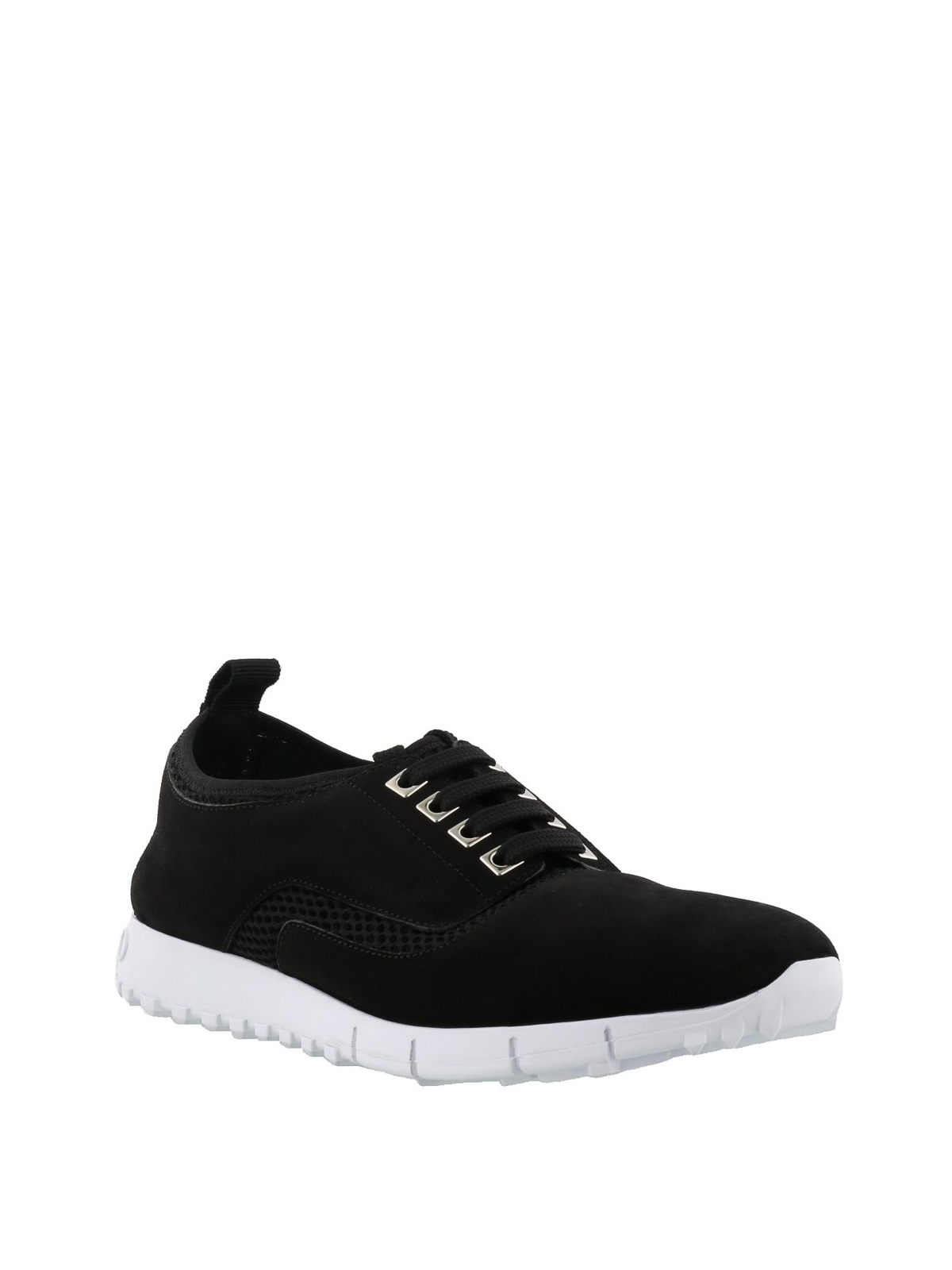 Jimmy chooDesigner Shoes, Jenson Mesh and Suede Trainers