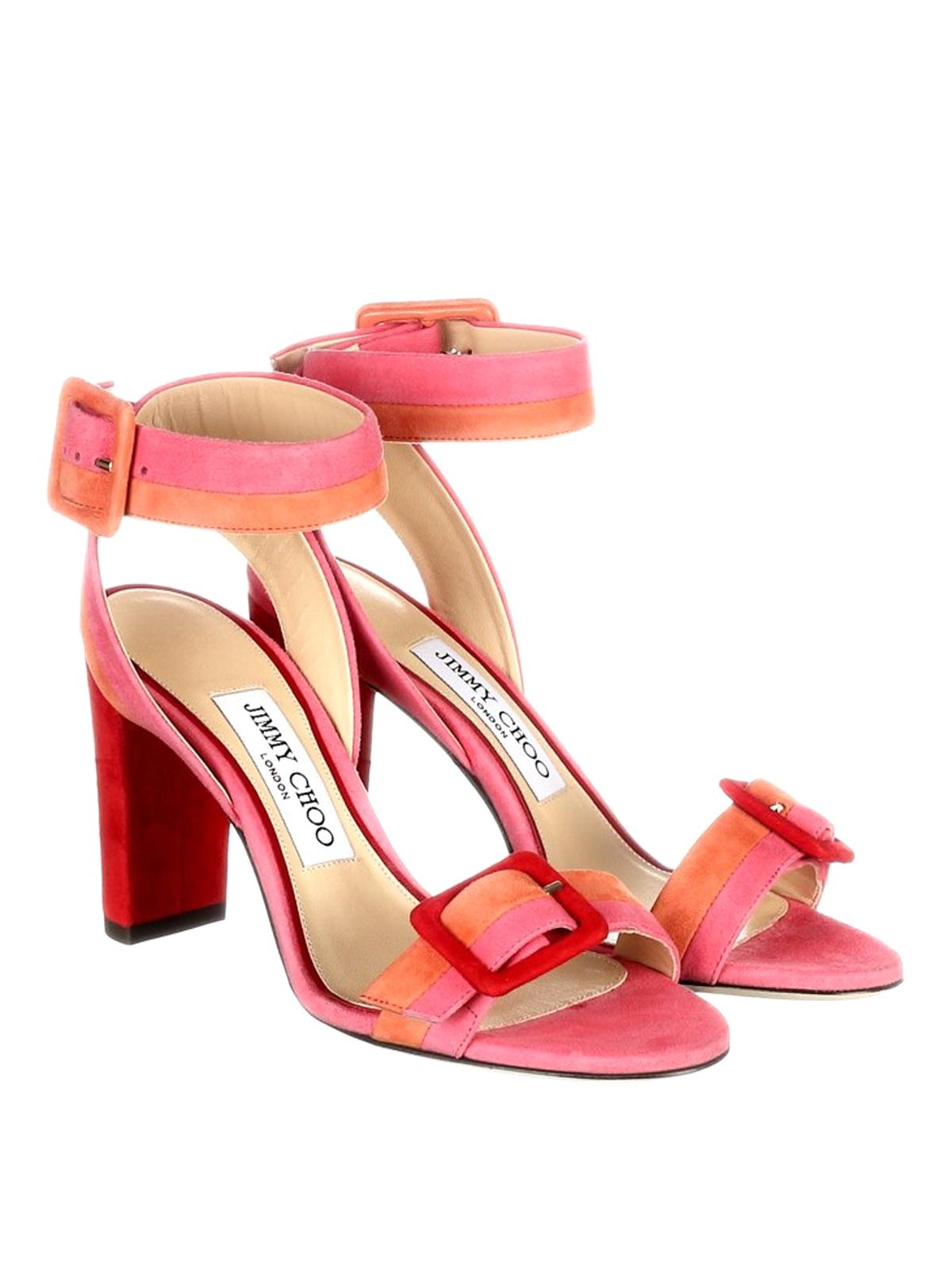 Sandales en daim Dacha 85Jimmy Choo London JlW4Q