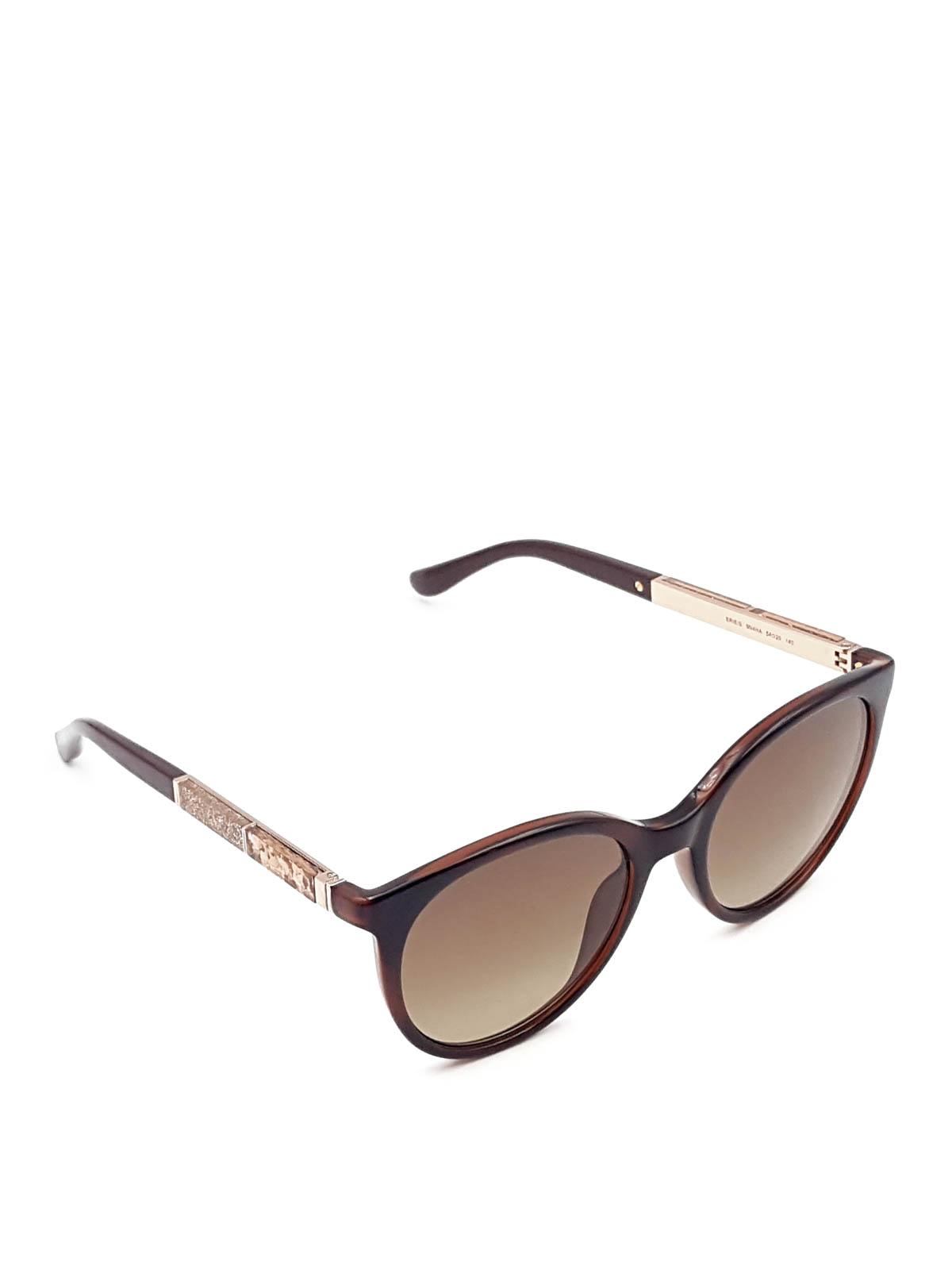ee2f6469e5ab Jimmy Choo - Erie sunglasses - sunglasses - ERIE9N4