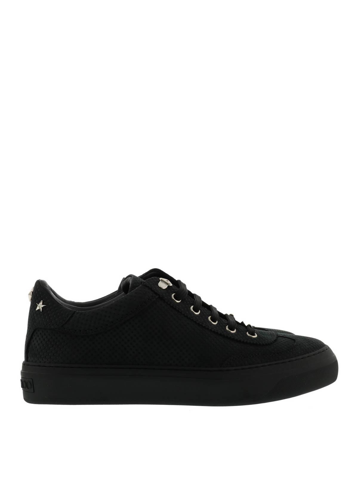 Jimmy Chaussures De Sport En Espèces Choo - Noir CYXnGR