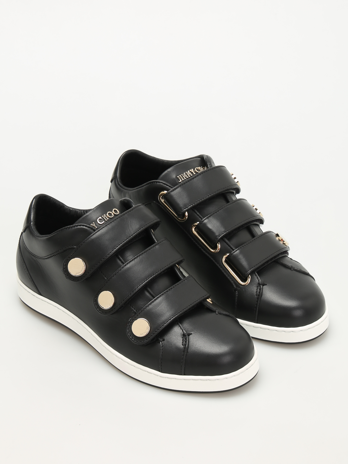 Chaussures De Sport Jimmy Choo Ny - Noir 8lYD8wte