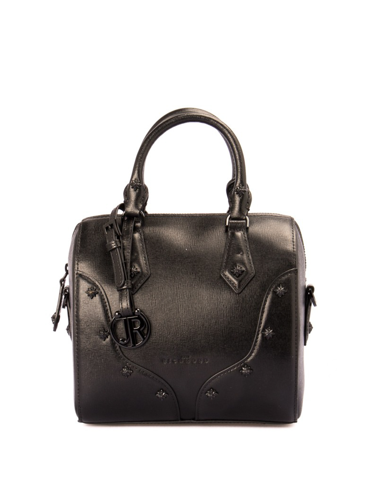 John Richmond THE WHO LEATHER BAG