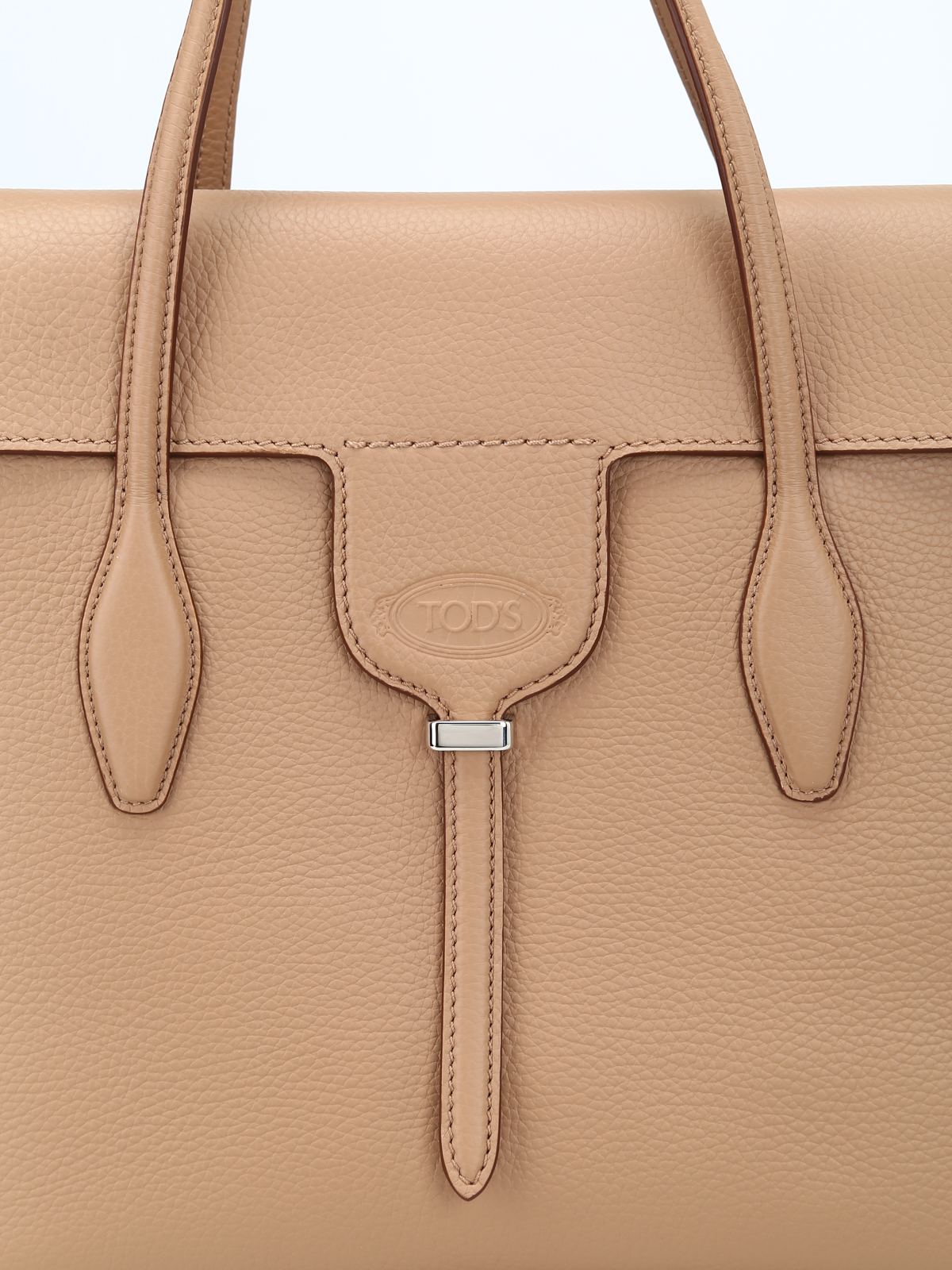 056aad79afeb Tod S - Joy medium grain leather tote - totes bags - XBWANXA0300RIAS812