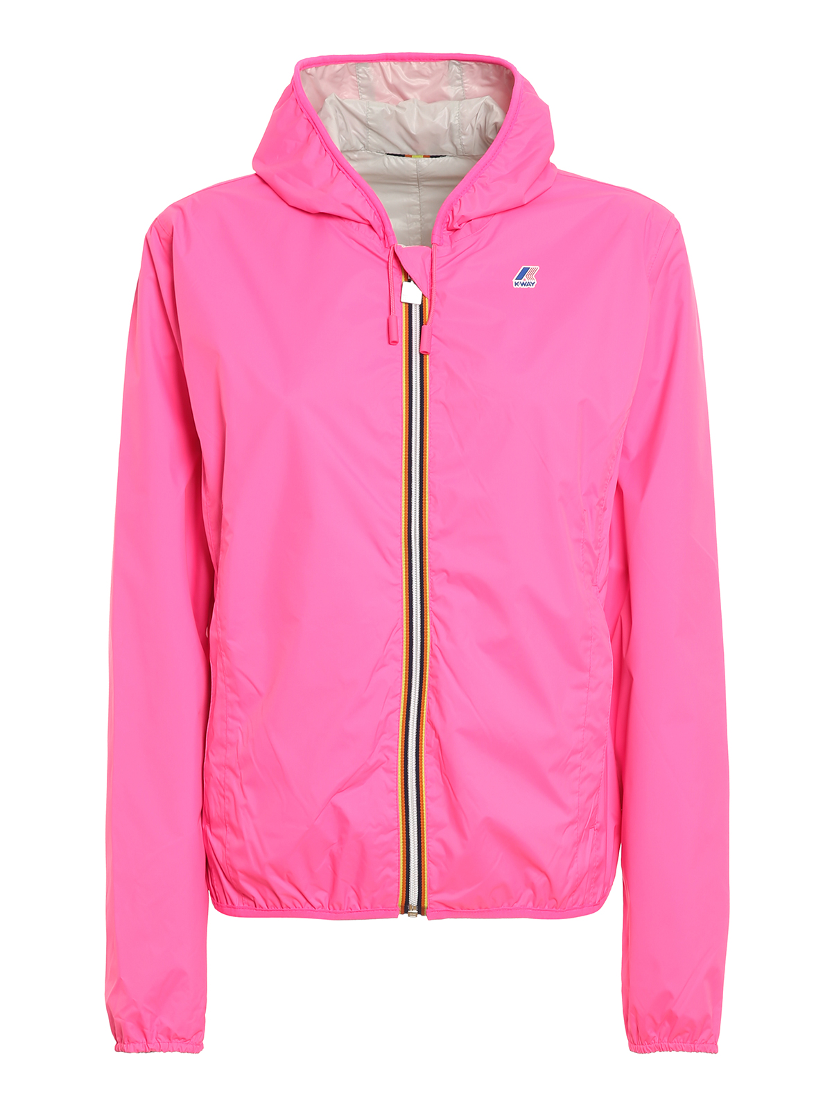 K-Way LILY PLUS DOUBLE FLUO JACKET