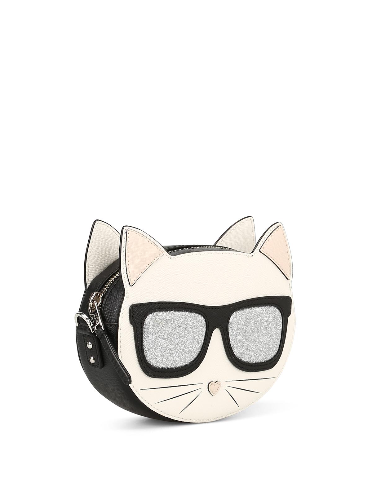 Karl Lagerfeld Lunettes De Soleil Choupette Traversent Le Sac De Corps 2018 Nouvelle Vente En Ligne À Jour De Haute Qualité Pas Cher En Ligne vrESJ