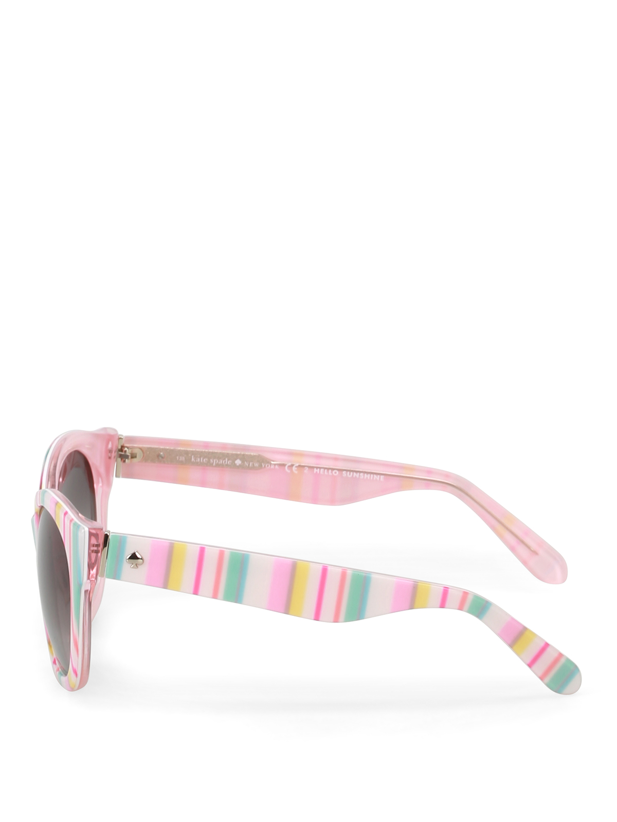 Melly colourful frame sunglasses by Kate Spade - sunglasses   iKRIX