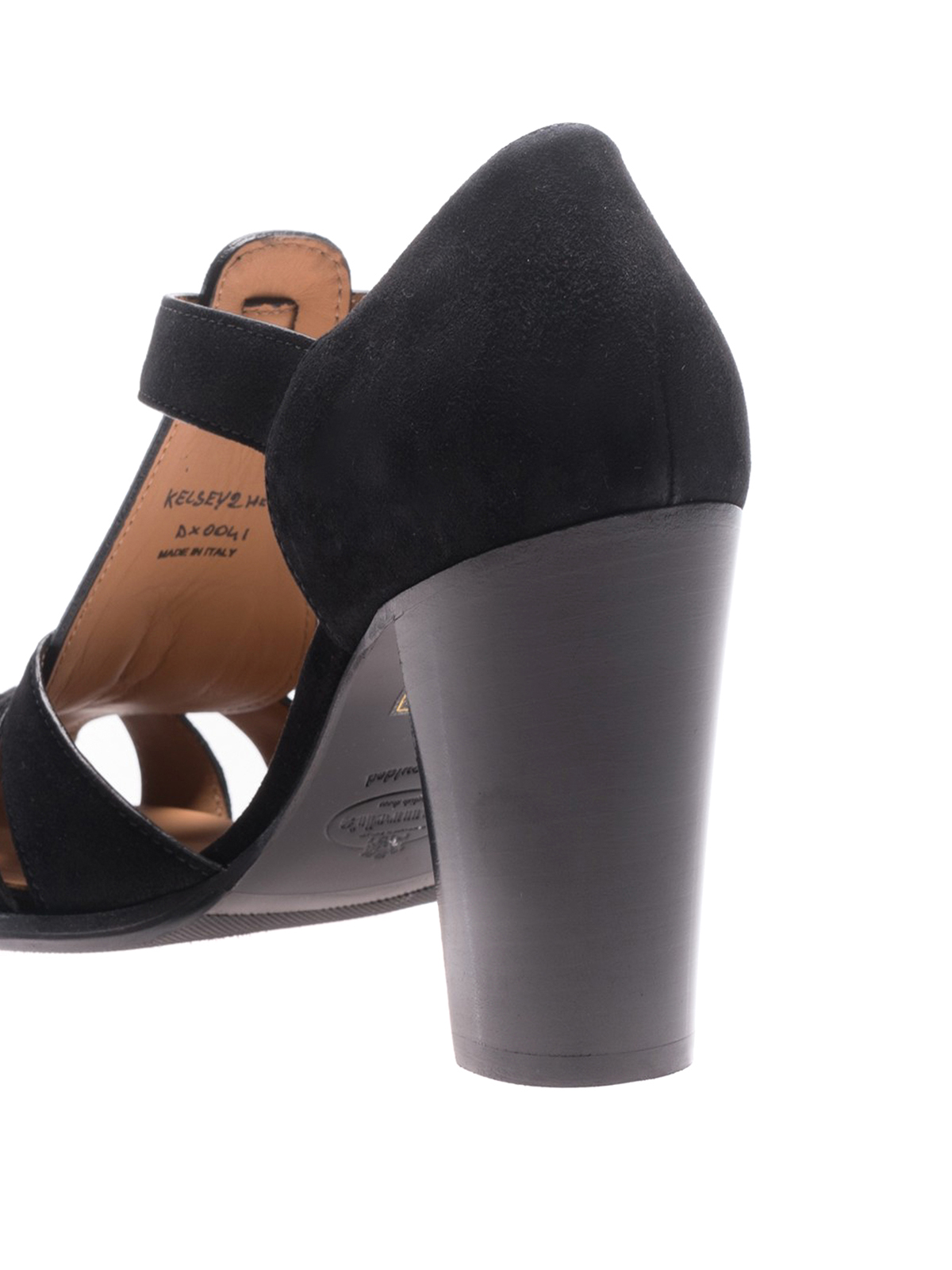 f6252298fe17 Church s - Kelsey 2 suede sandals - sandals - DX00419HVF0AAB