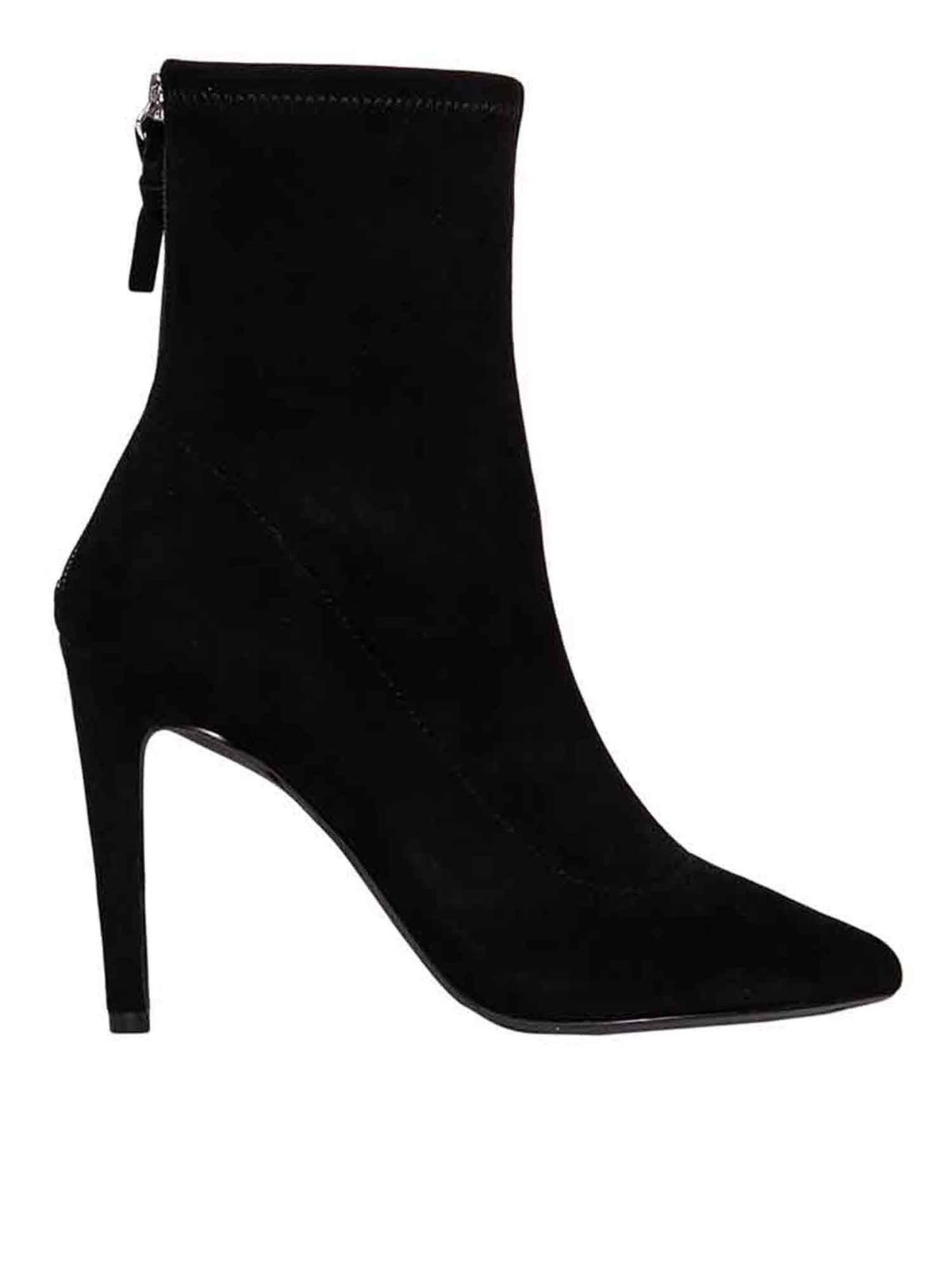 Kylie Orion High Heels Ankle Boots In