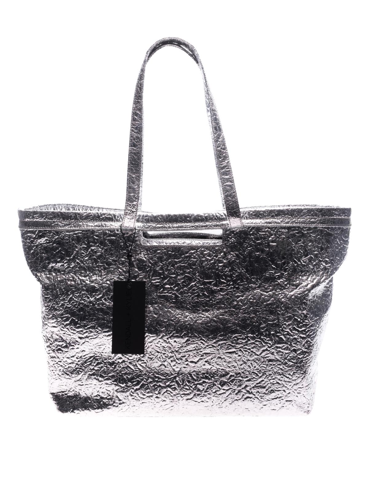 Kendall + Kylie Toni fabric shopping bag hP0uGP7