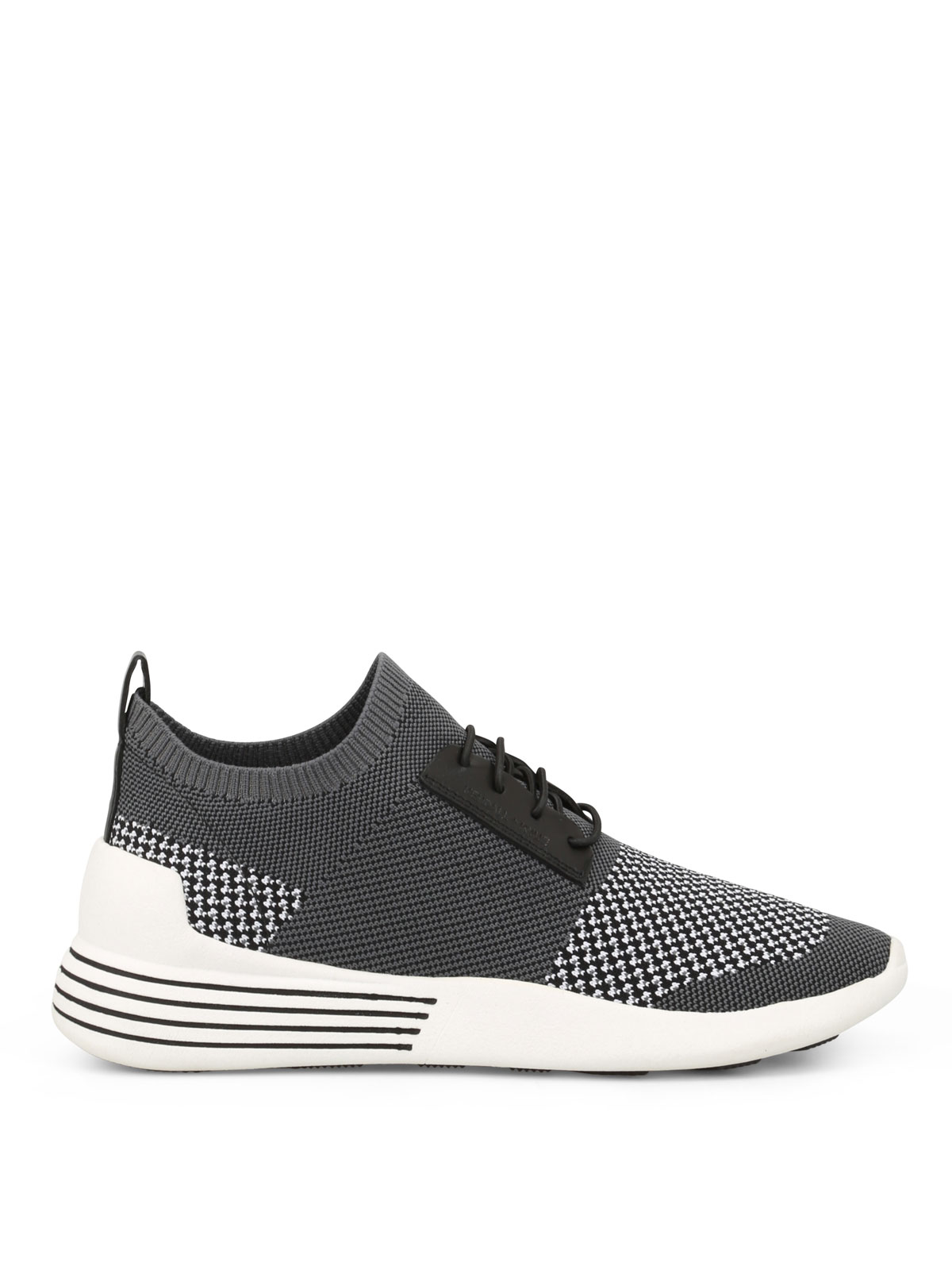 Kendall + Kylie BRANDY GREY SLIP-ON SNEAKERS