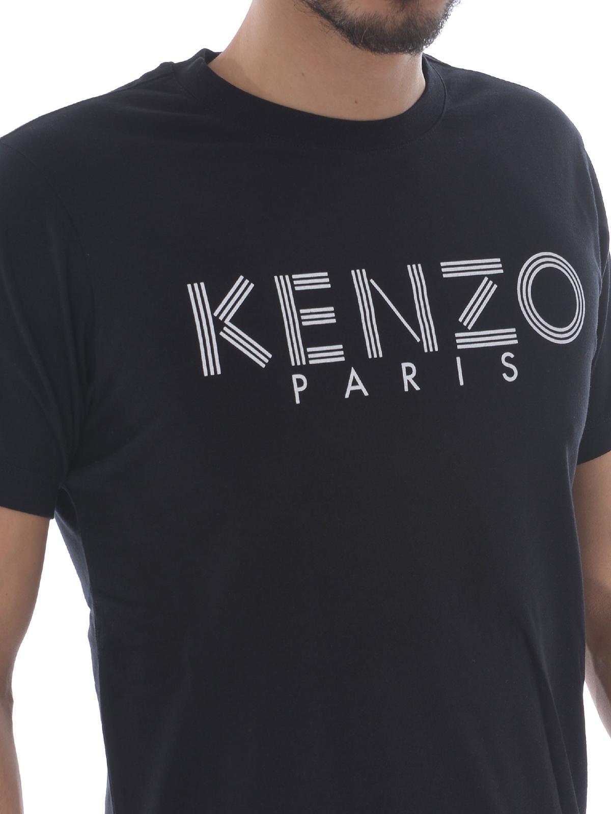 t shirt kenzo nera