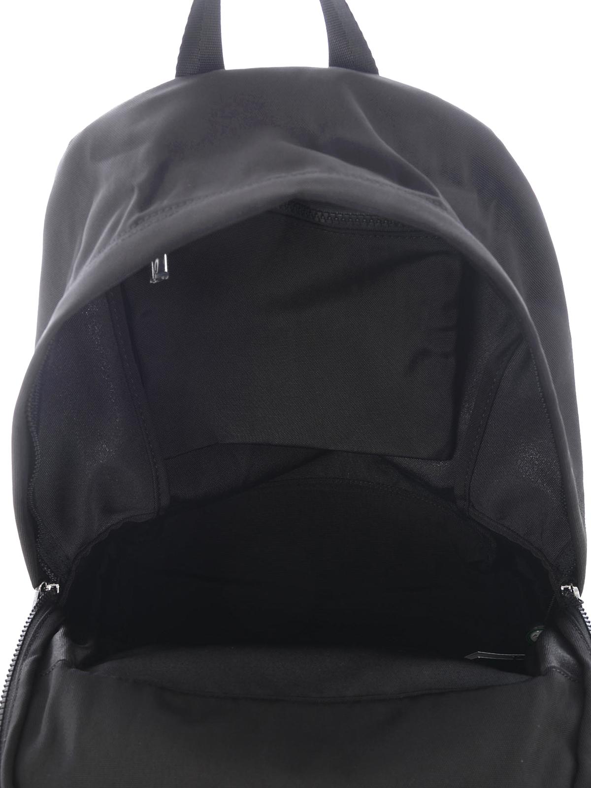 15f82ae8b55b Kenzo - Large Tiger canvas backpack - backpacks - F765SF300F2099