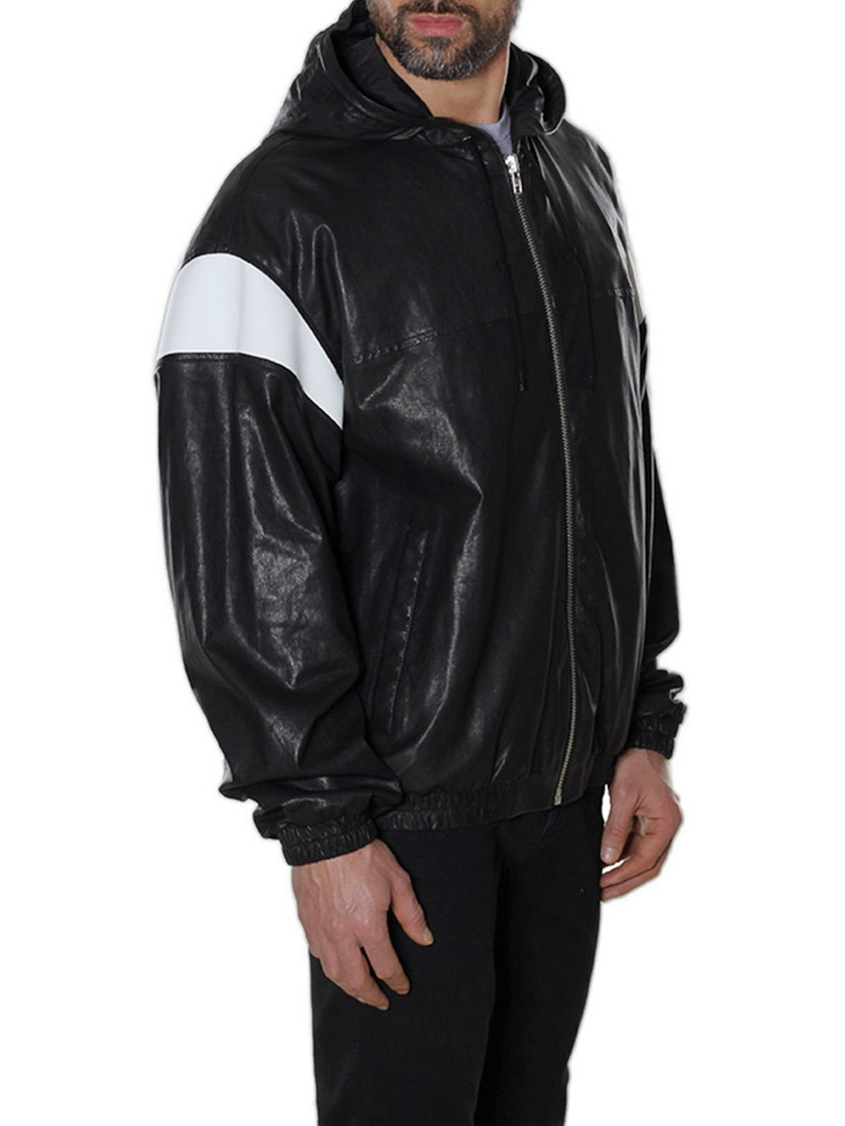 db47ce61 Kenzo - Hyper KENZO leather jacket - leather jacket - 5BL9180AA99