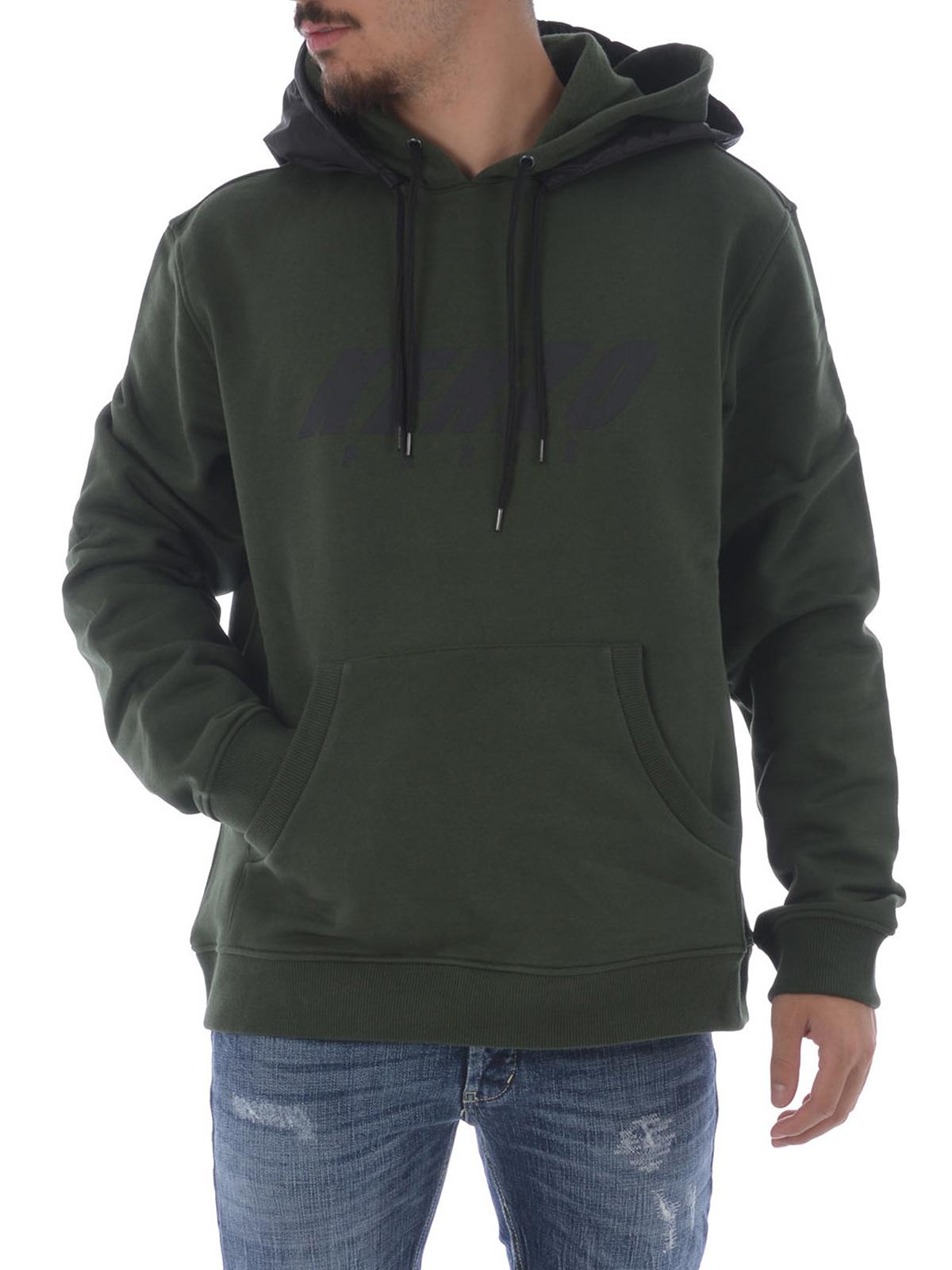 b0d0839e4883a Kenzo - Sudadera - Verde Oscuro - Sudaderas y suéteres - F765SW4044ME51