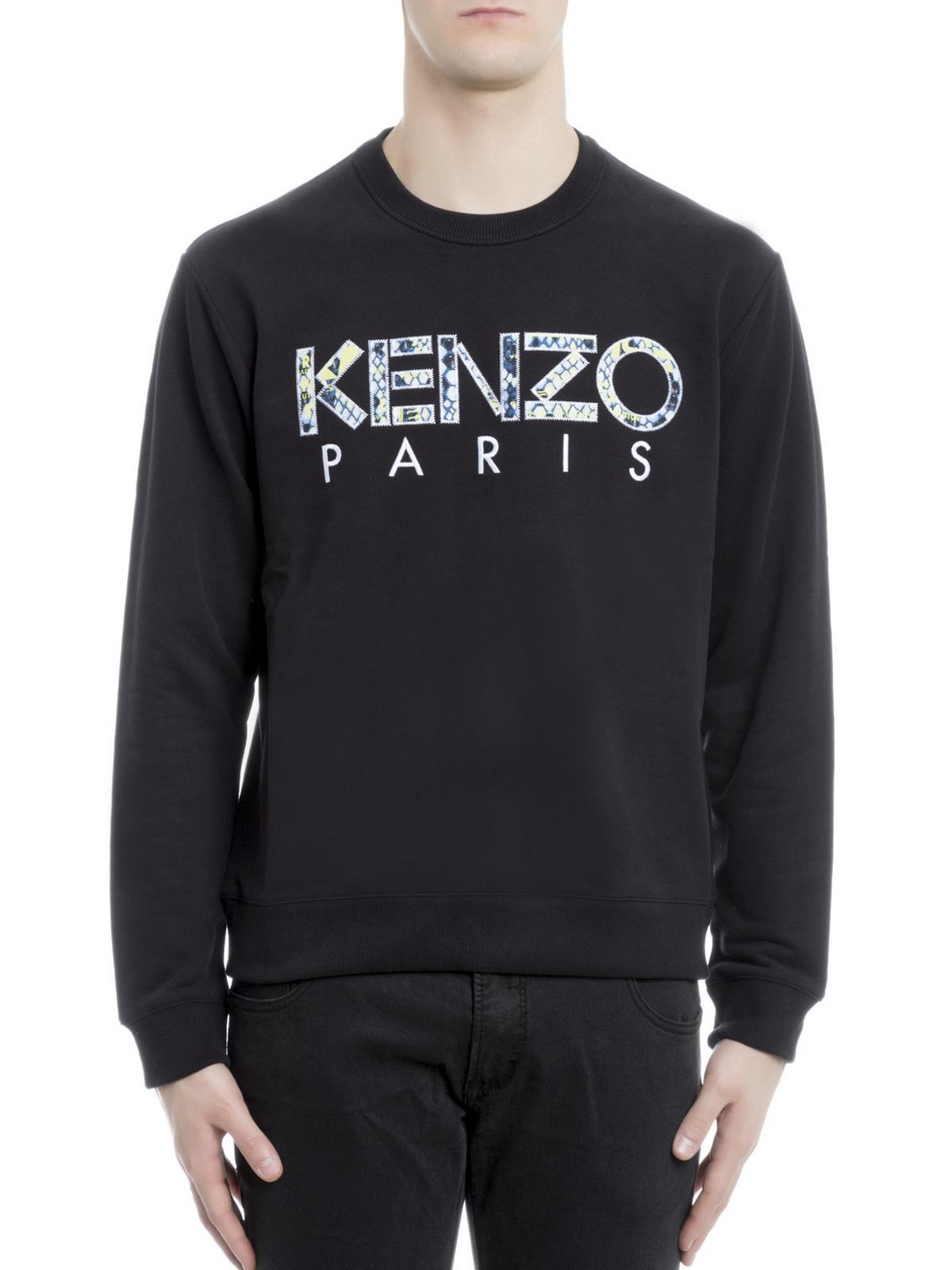 KENZO  Sweatshirts   Pulls online - Sweat-Shirts Et Pulls Noir dc319ff9d8f