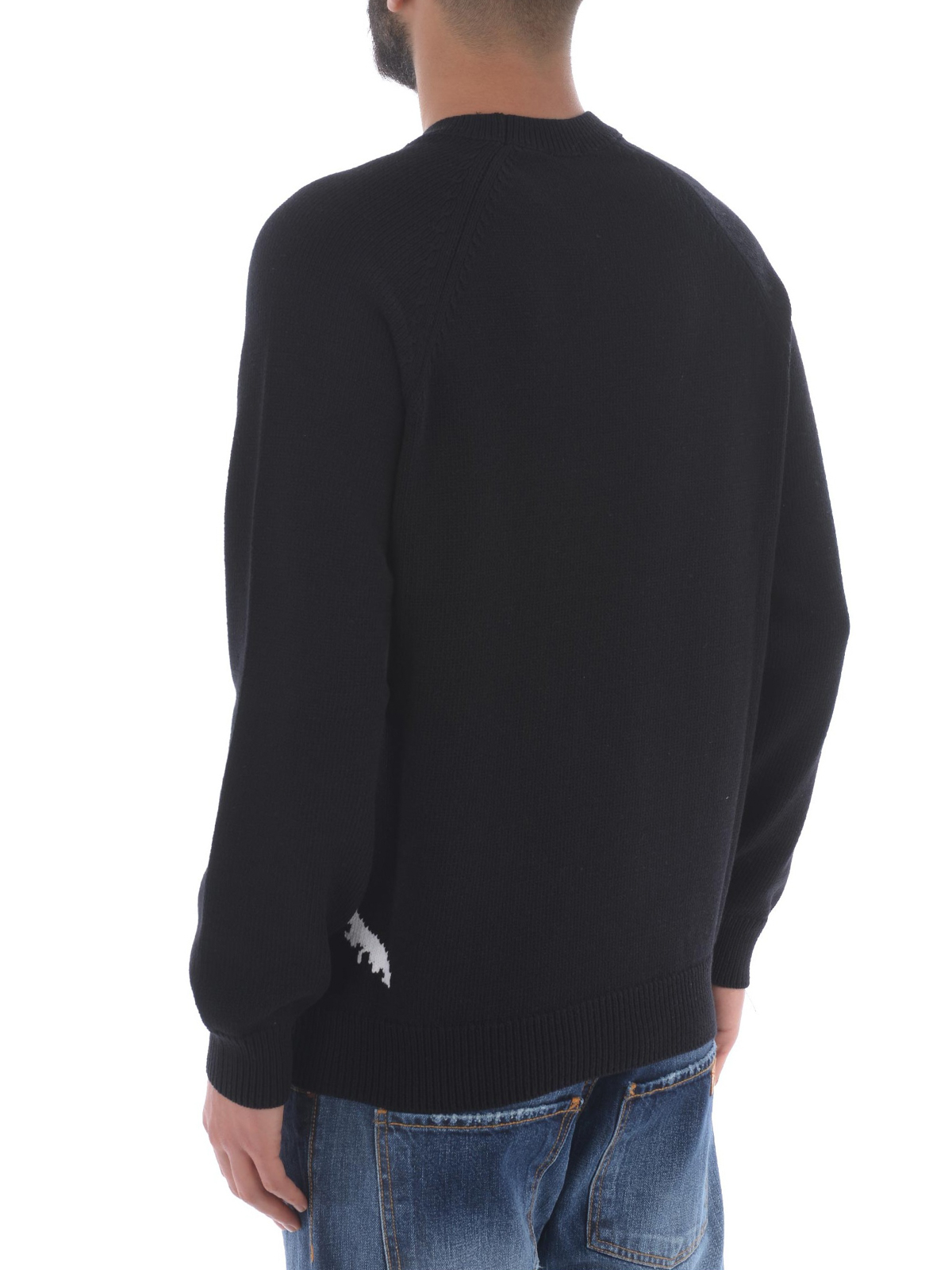 0434d796745 Kenzo - Pull Col Rond - Kenzo Signature - Pull col rond ...