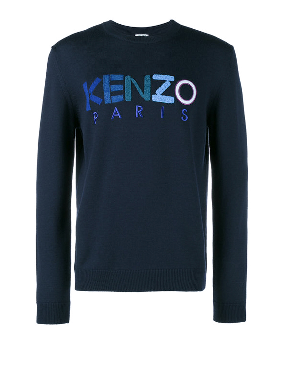 F765pu2313ld76 Sweatshirt Kenzo Pullover Blau Sweatshirts Und FA7wHaxqT