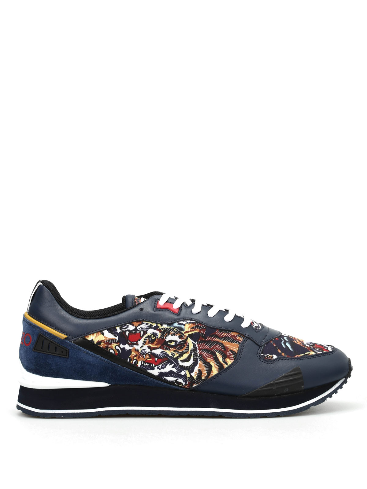 92b78f13 Kenzo - Flying Tiger sneakers - trainers - M42465 | Shop online at iKRIX