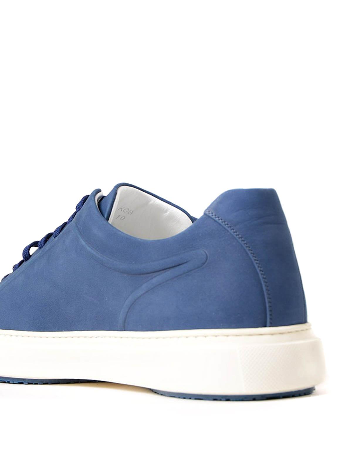 Moreschi Kos Chaussures De Sport - Bleu TZ2W6t