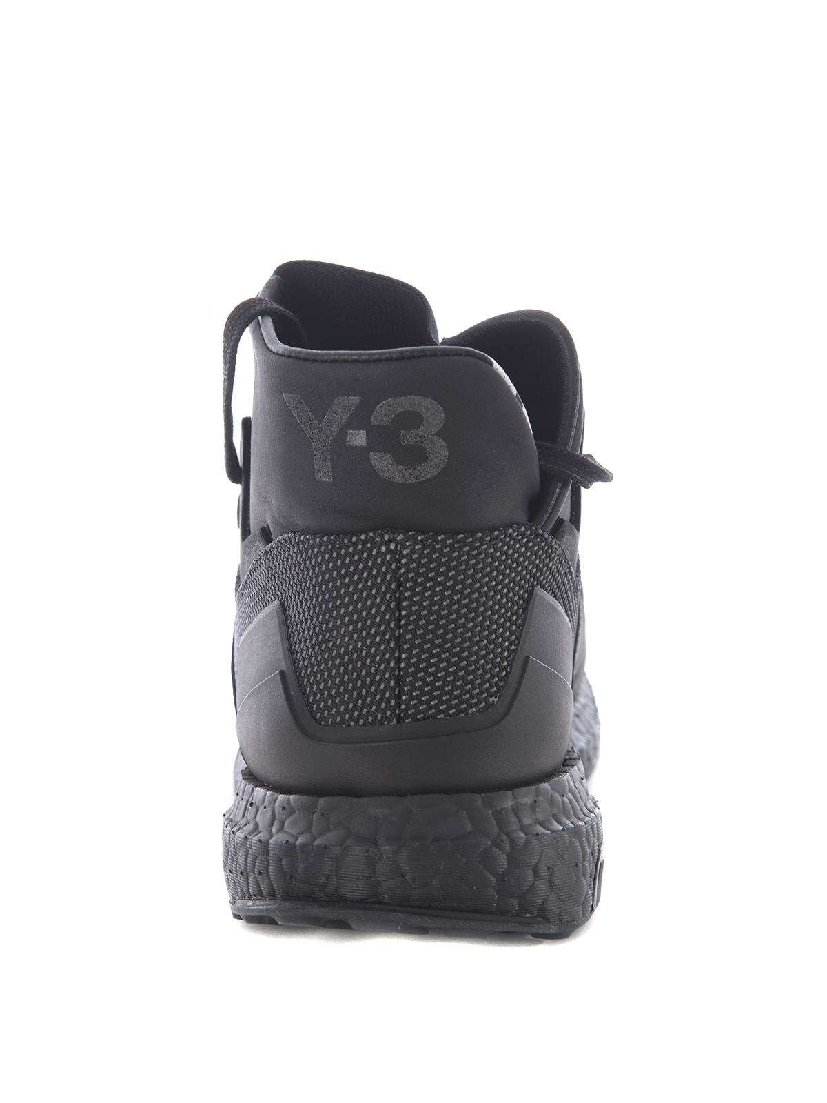 d1cc2eeae7d7e Adidas Y-3 - Kozoko High black sneakers - trainers - CG3160