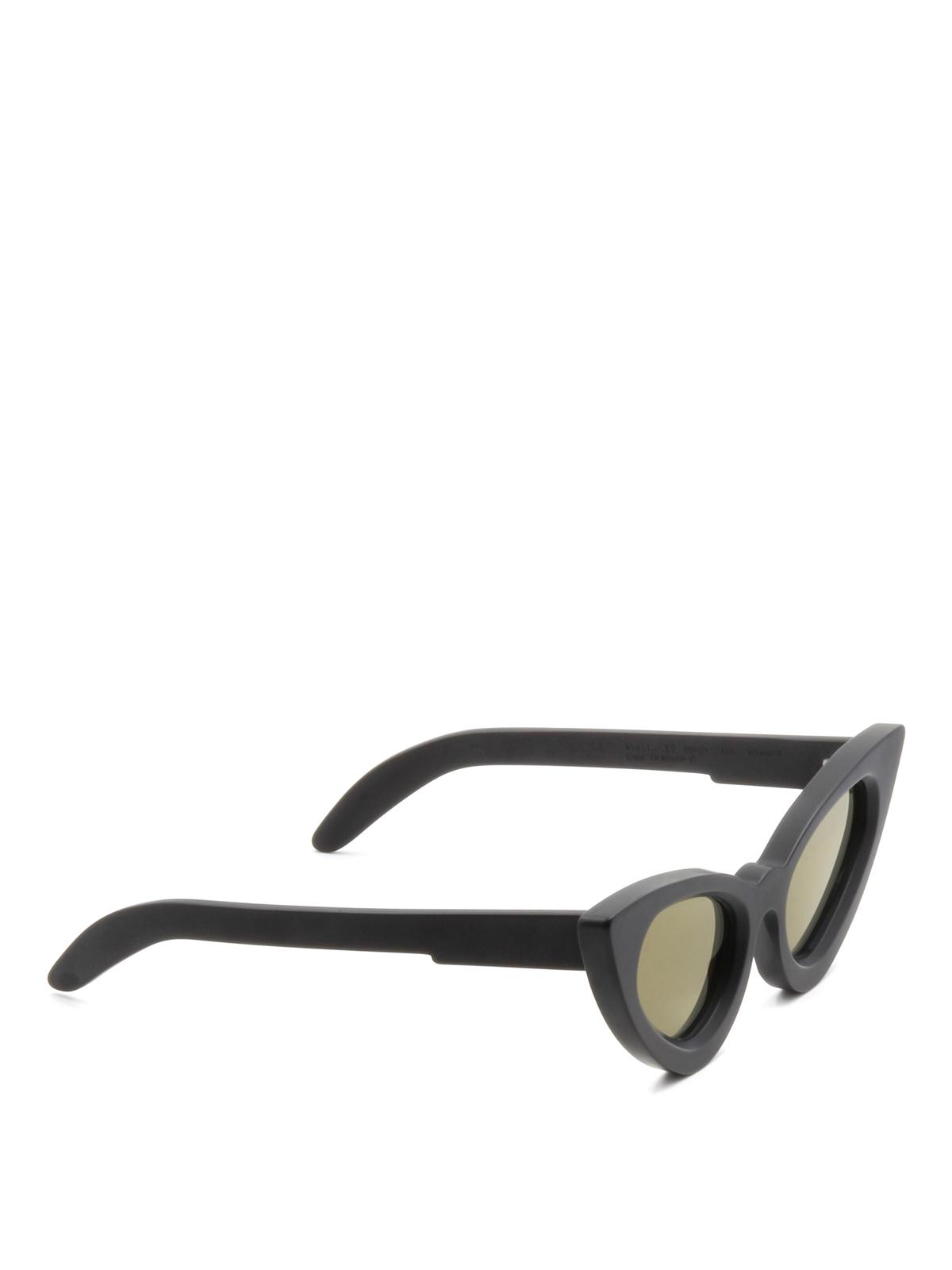 be7cfe2b1cee Kuboraum - Mask Y3 cat-eye sunglasses - sunglasses - Y3BM | iKRIX.com