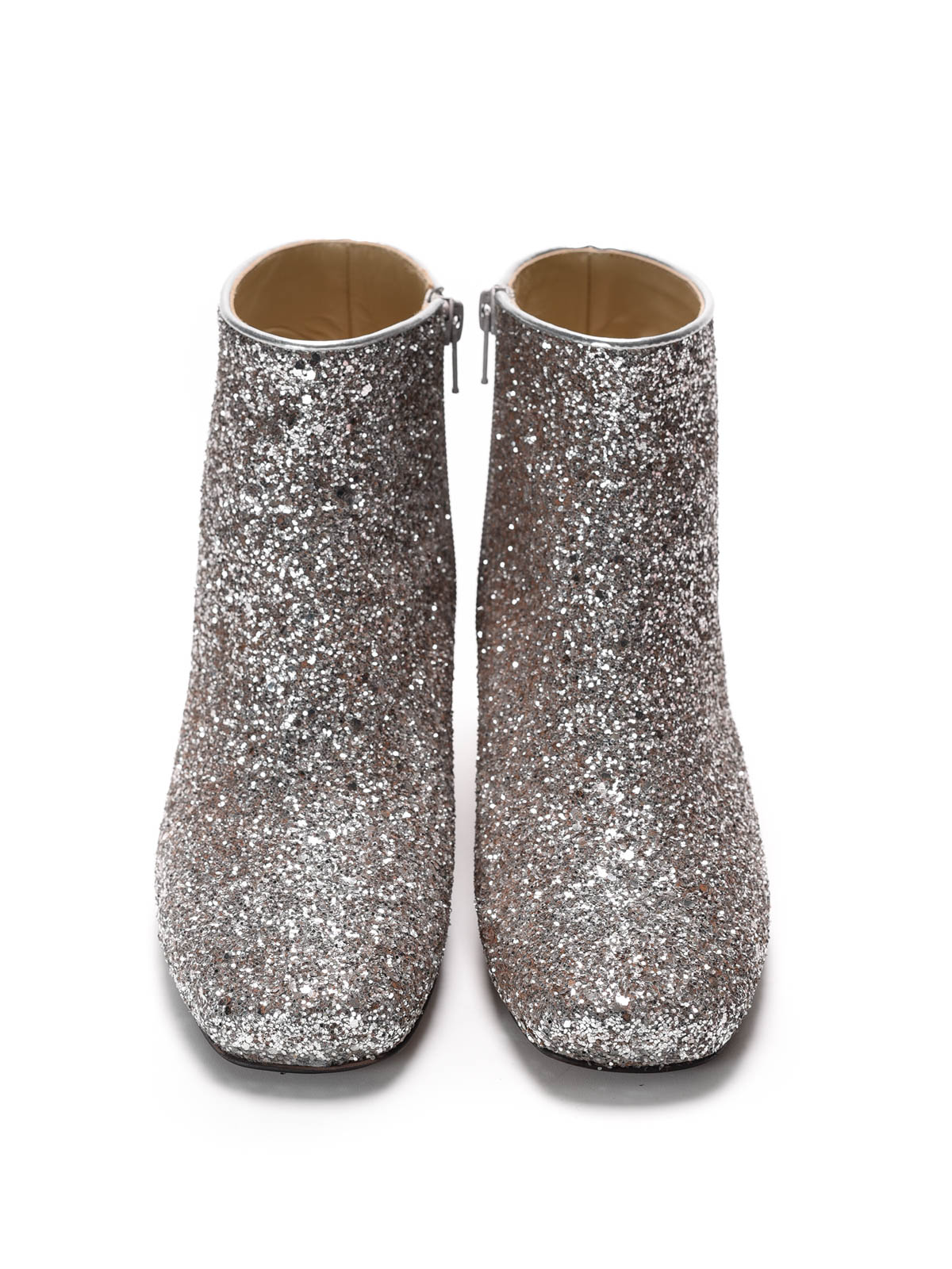 heeled glitter ankle boots by l 39 autre chose ankle boots. Black Bedroom Furniture Sets. Home Design Ideas