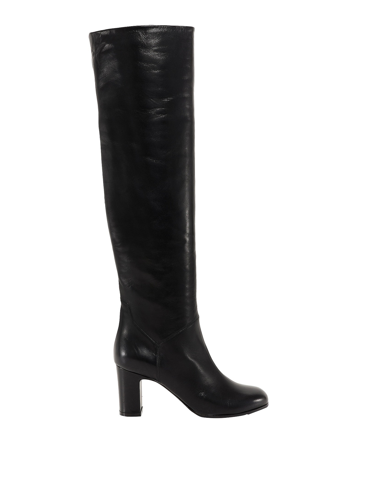 L'autre Chose LEATHER BOOTS