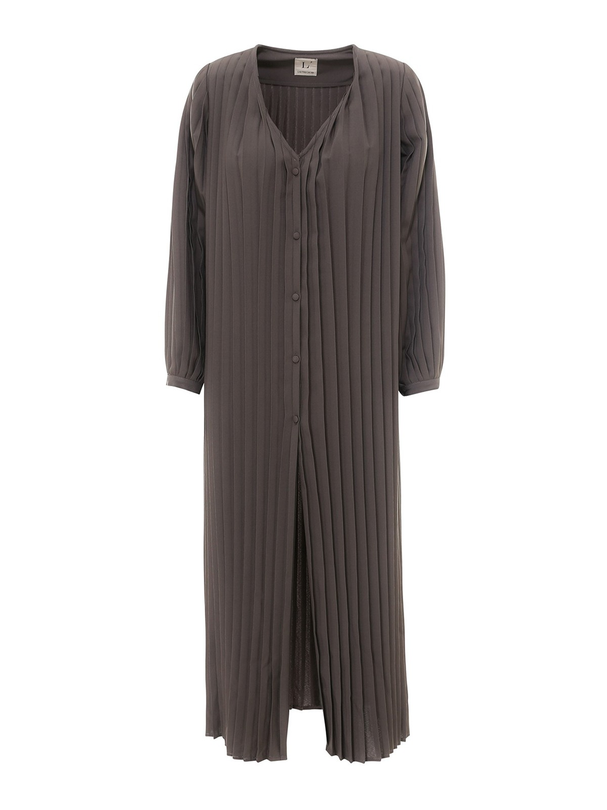 L'autre Chose PLEATED DRESS