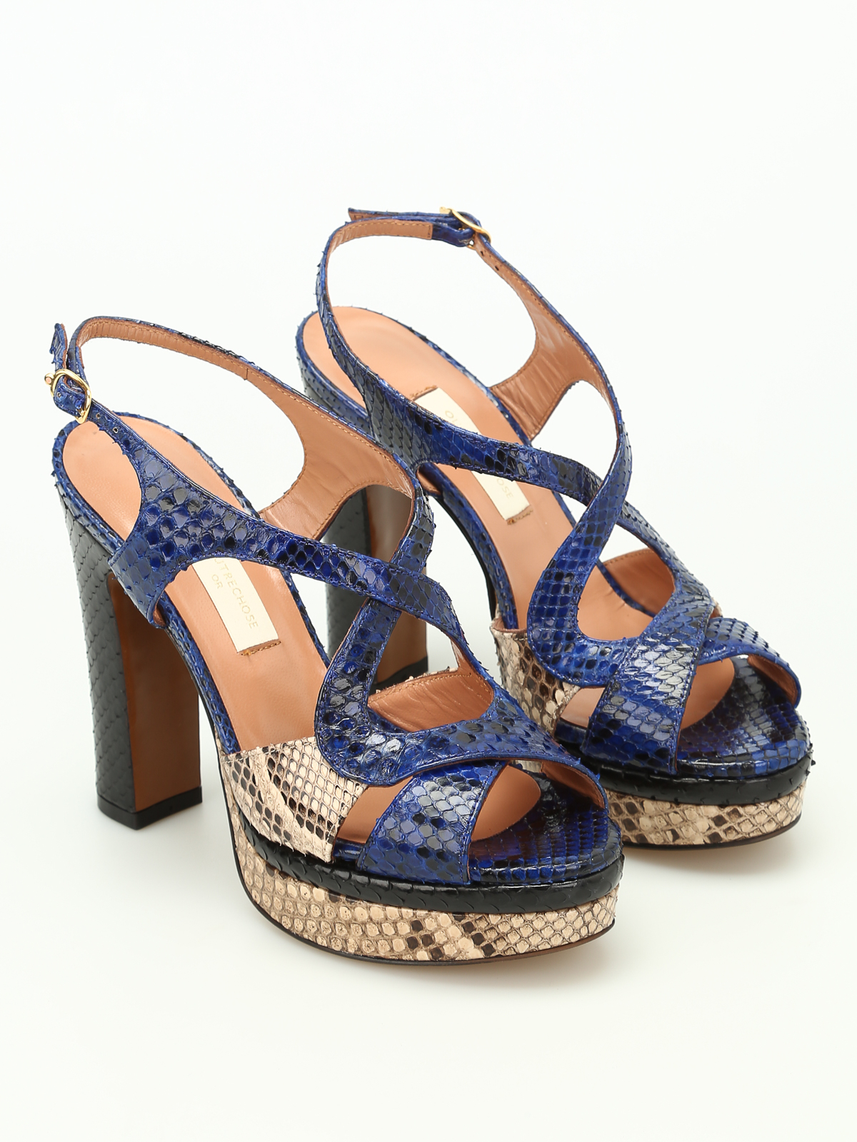 L Autre Chose Sandals