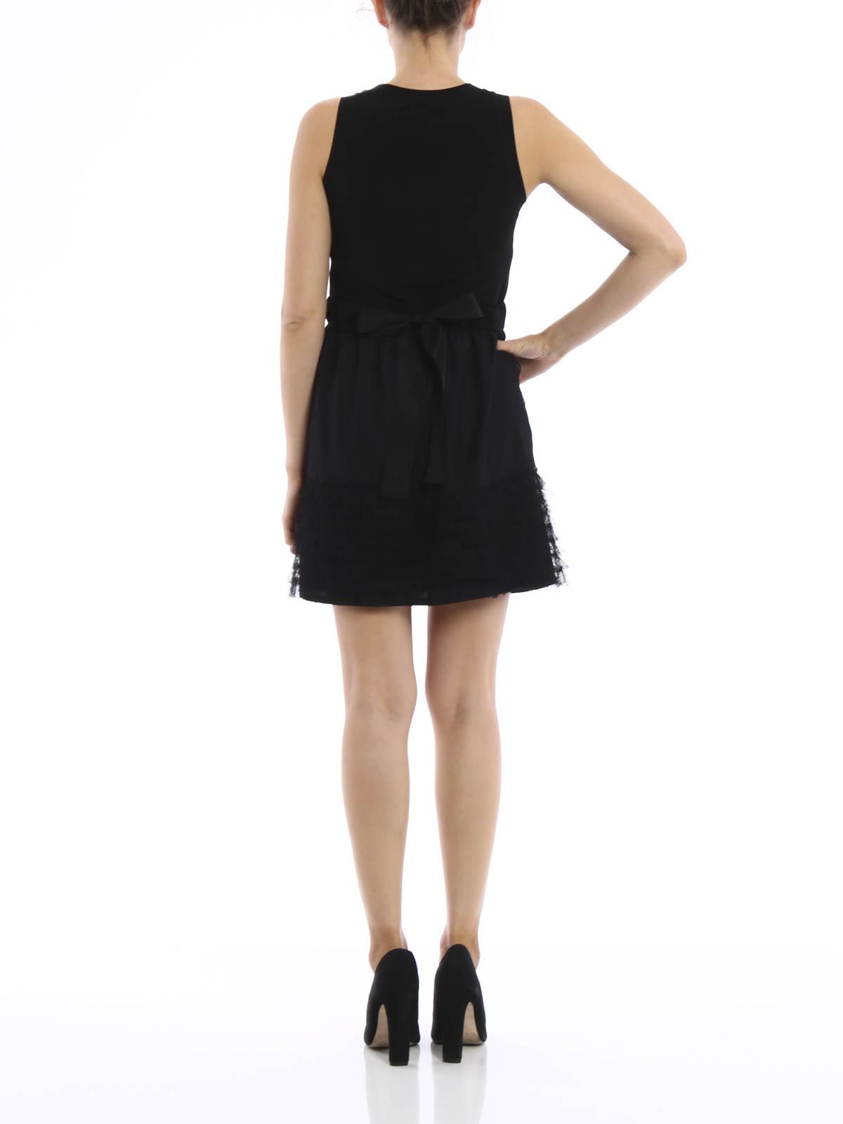 lace skirt dress by valentino red cocktail dresses ikrix. Black Bedroom Furniture Sets. Home Design Ideas