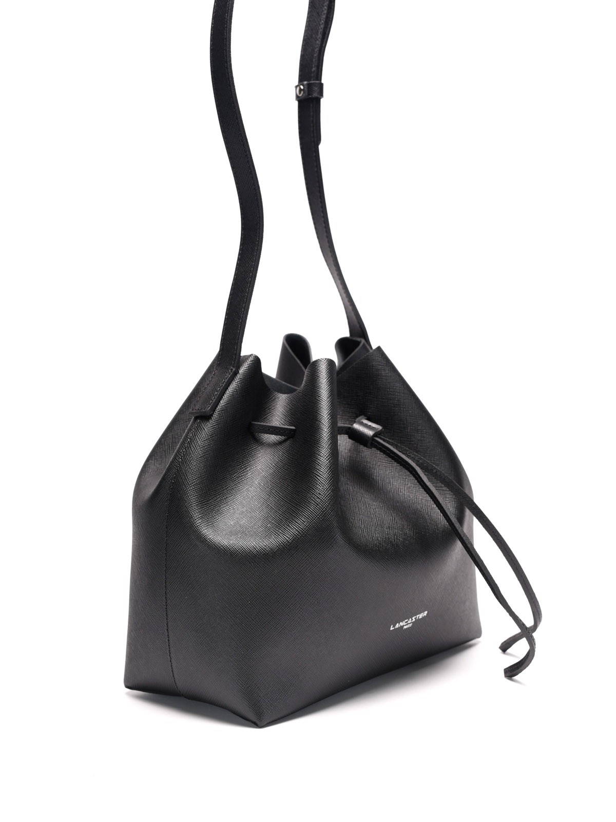 Lancaster Bucket Bags Online Saffiano Leather Small Bag